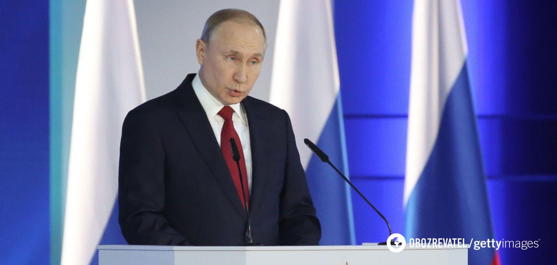Темник Путина для распространения 'русского мира' в Украине