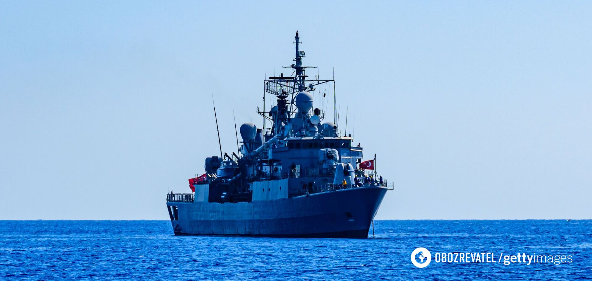 РФ не може перешкоджати суднам у Чорному морі – Селезньов