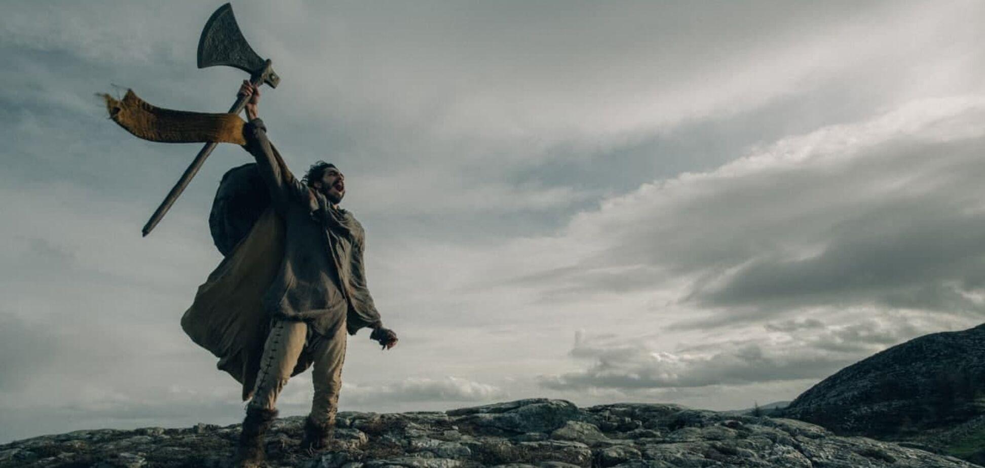 Кадр із фільму 'Легенда про Зеленого лицаря'