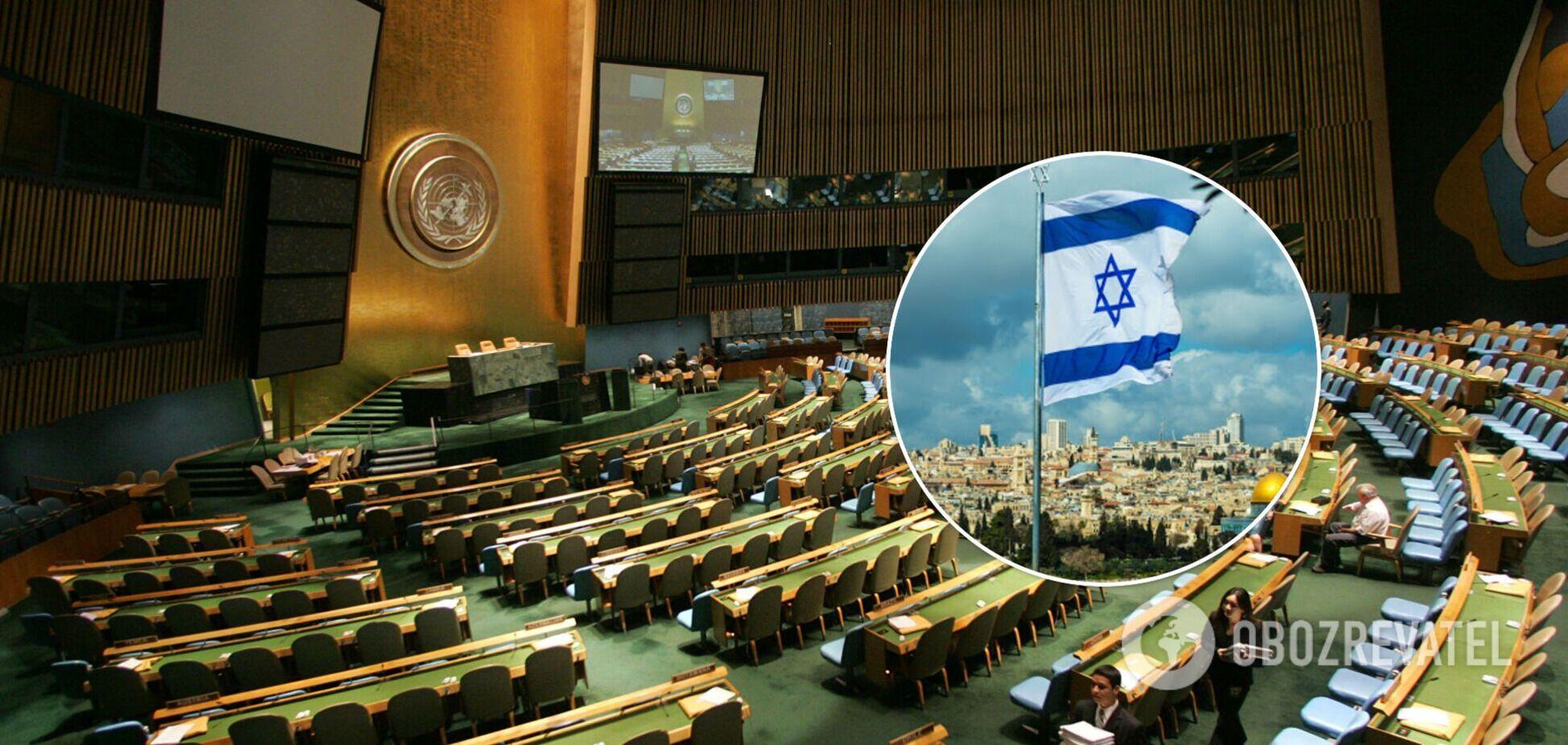 В ООН уперше прирівняли антисемітизм до тероризму: що містить резолюція