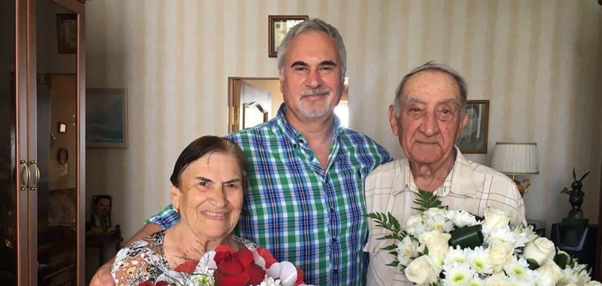 Батьки Валерія Меладзе стали жертвами шахраїв