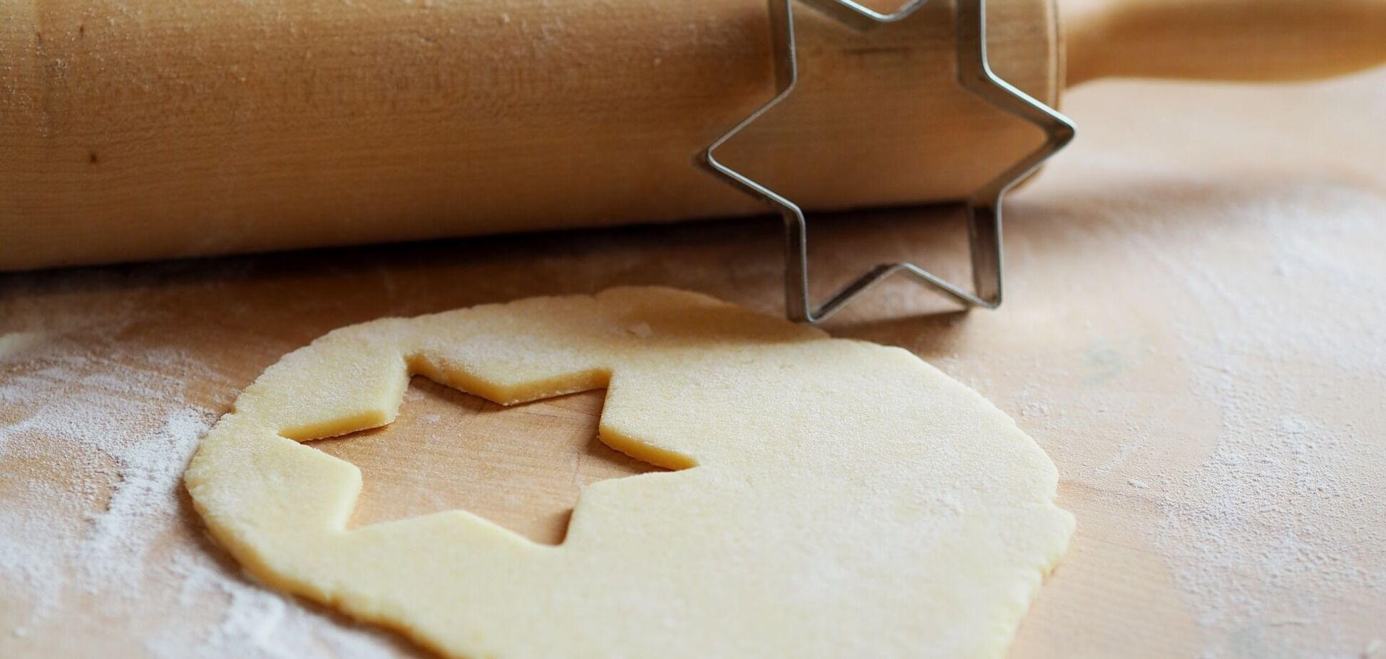 Пісочне тісто для печива
