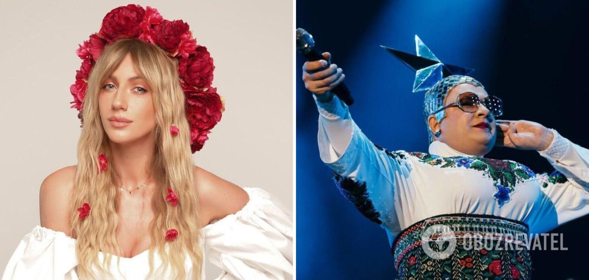 Леся Никитюк засветилась на Atlas Weekend: звезда стояла в толпе и подпевала Сердючке. Фото и видео