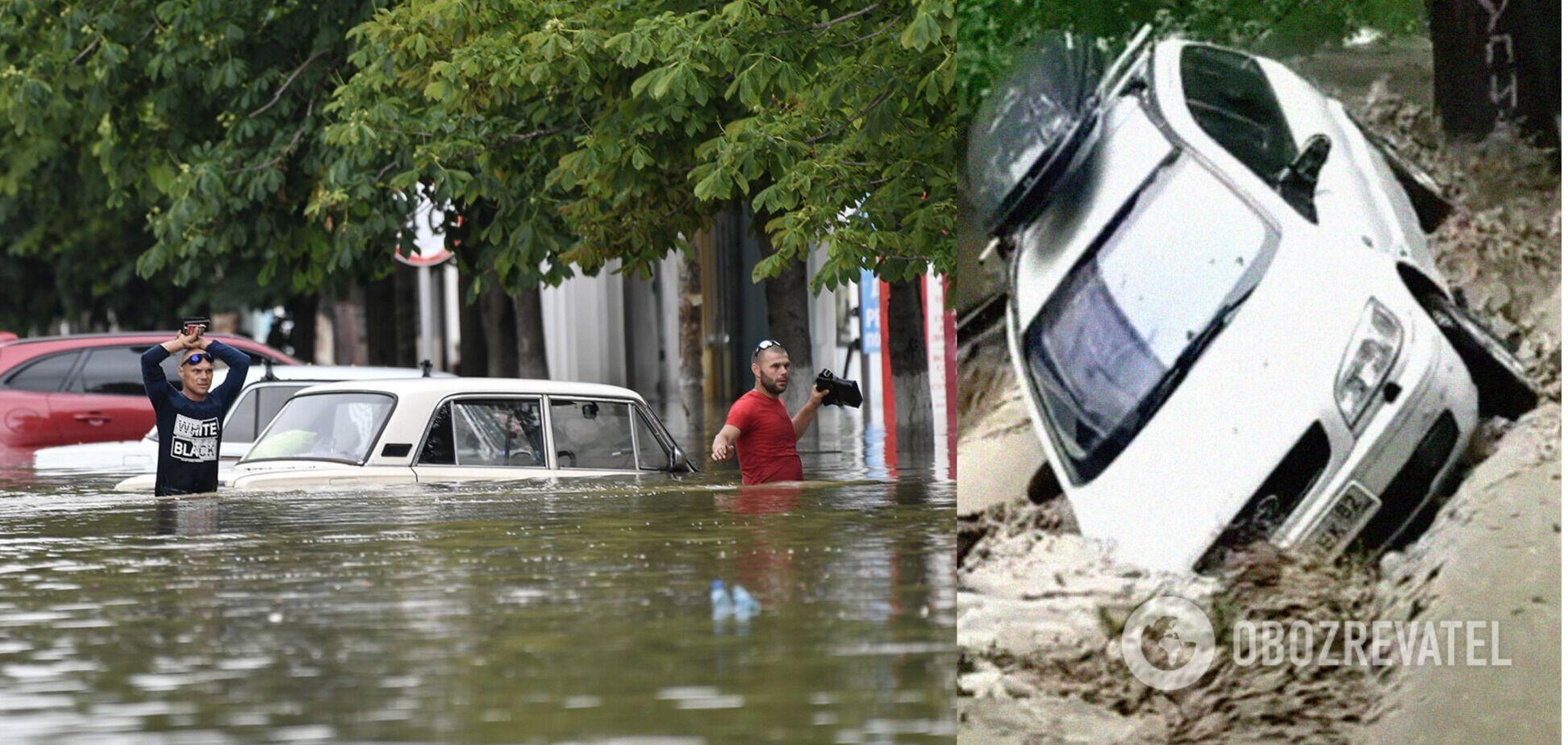 Збиток від стихії оцінено в 10 млрд рублів