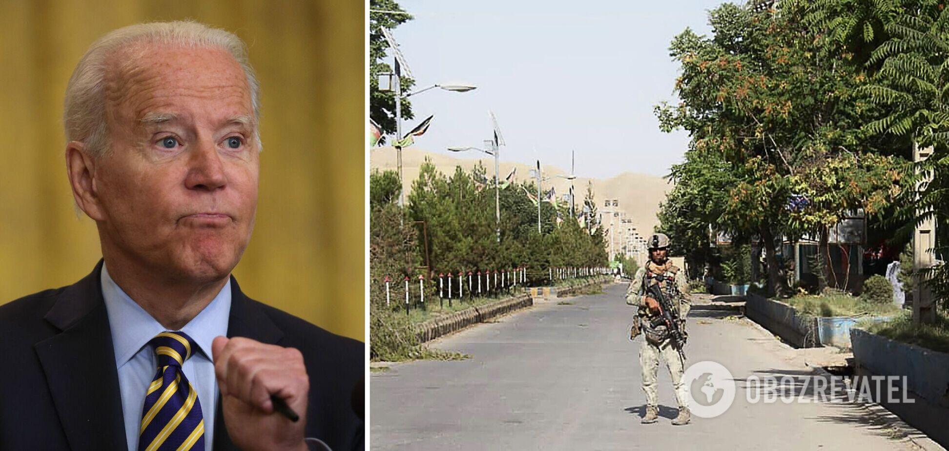 Ранее вывод войск из Афганистана планировали завершить к 11 сентября