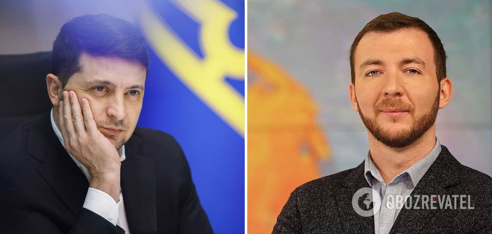 Зеленский назначил Никифорова своим пресс-секретарем