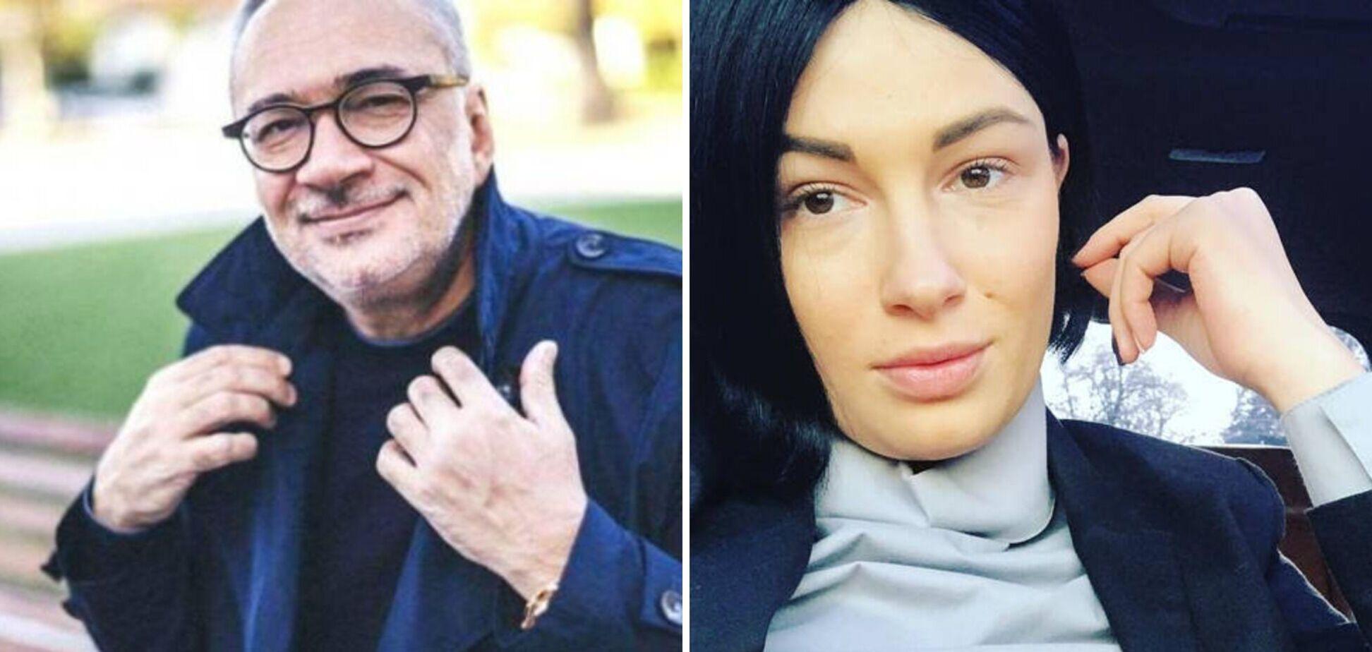 Приходько – про скандал із Костянтином Меладзе: розповім про все в похилому віці
