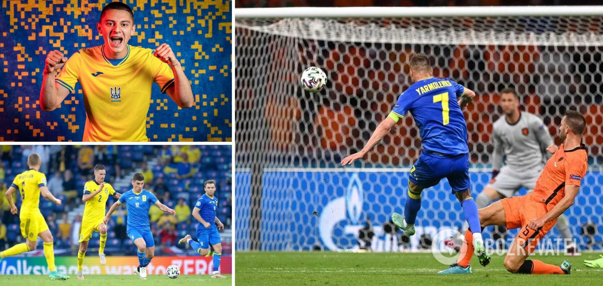 Названо найкращого футболіста збірної України на Євро-2020