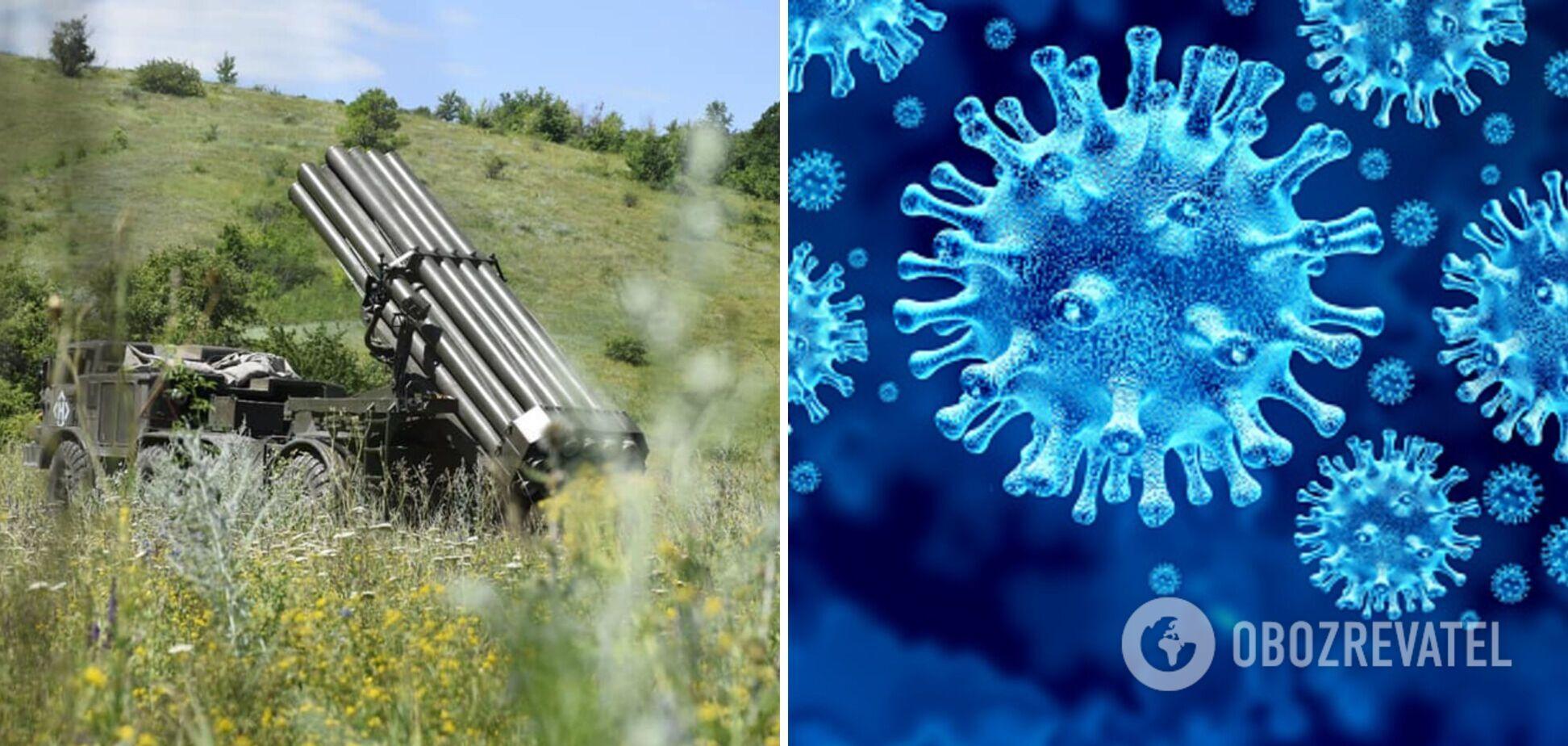 В ВСУ показали вооружение, а врач предупредил о штамме коронавируса Дельта