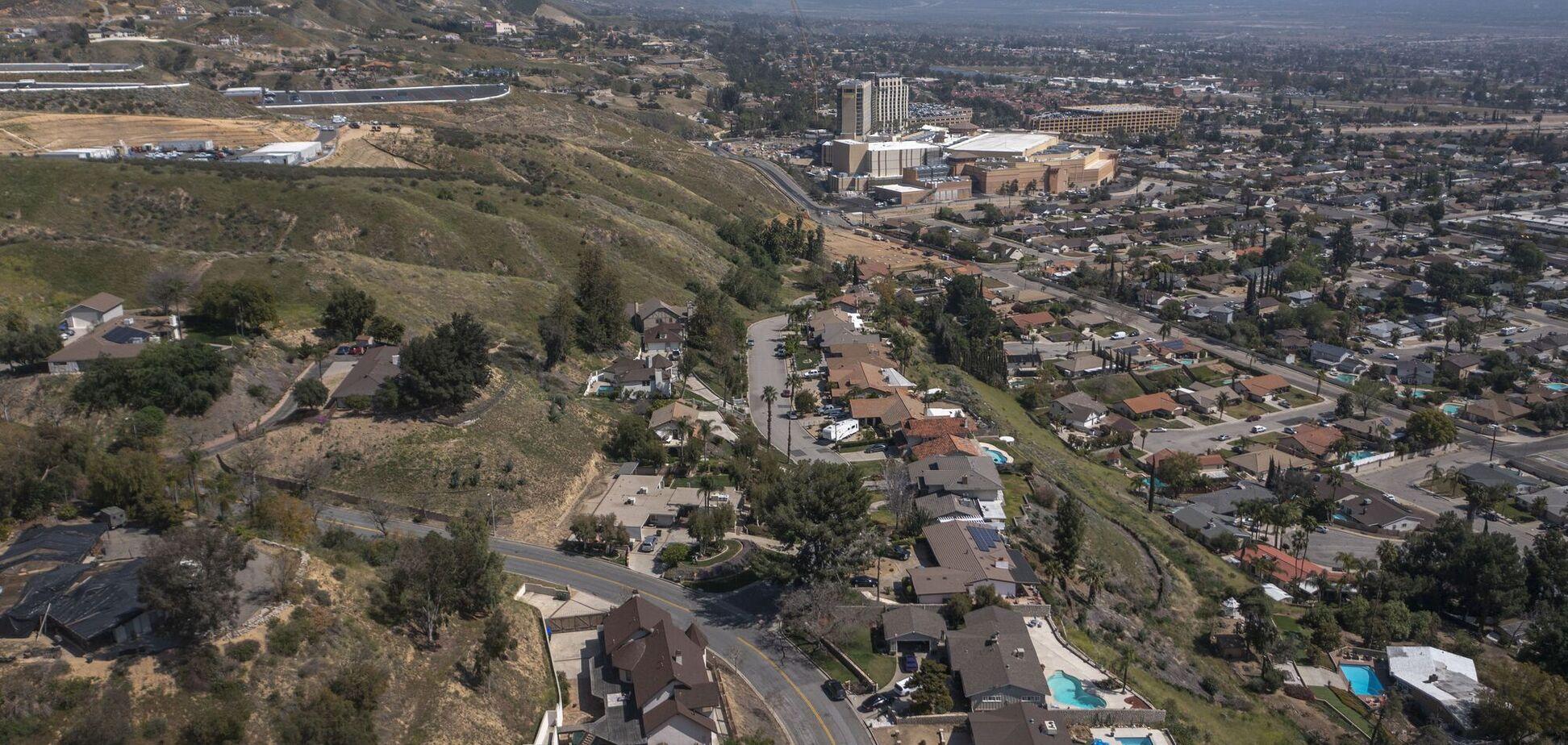 В Калифорнии произошло самое мощное за 27 лет землетрясение