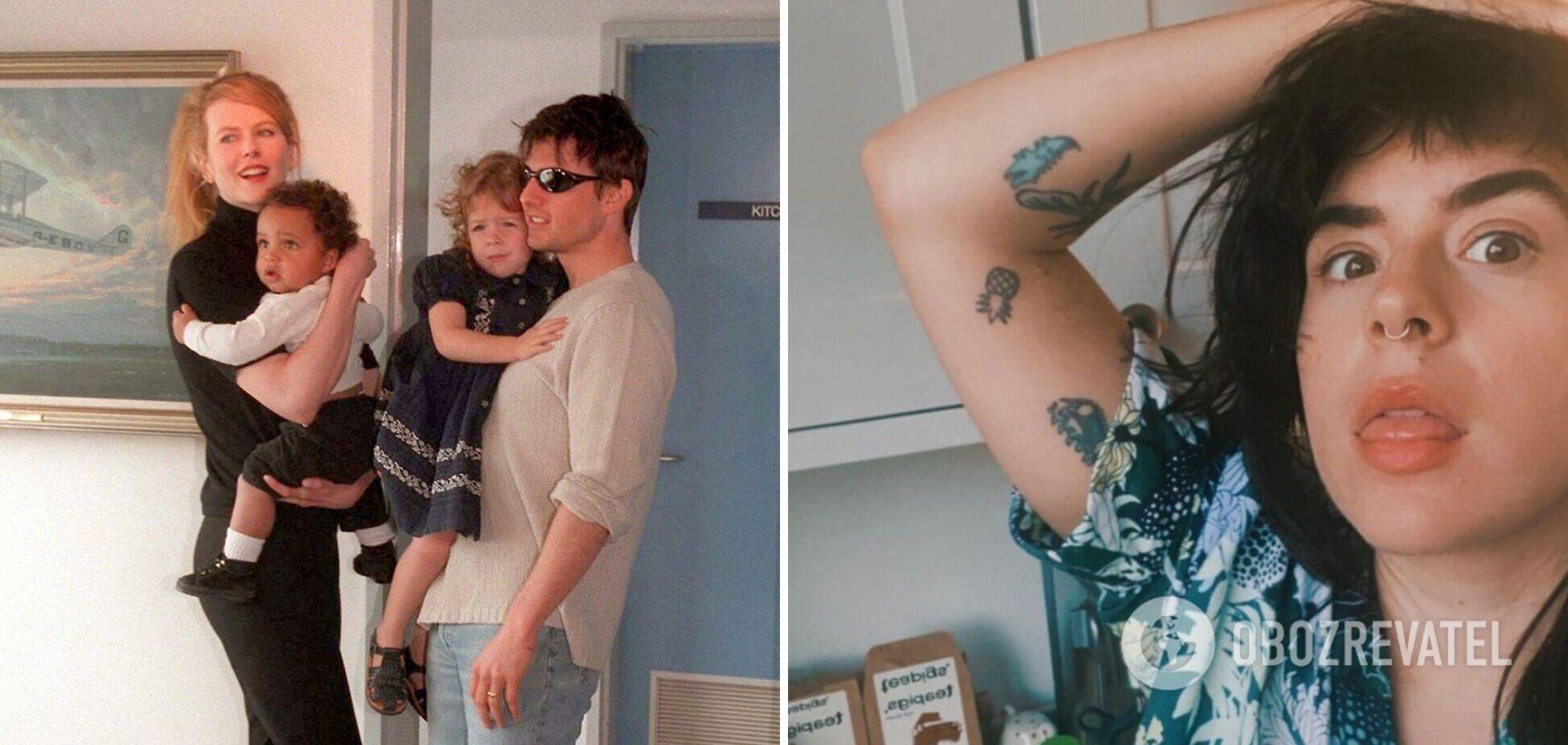 Дочка Ніколь Кідман і Тома Круза показала нове фото