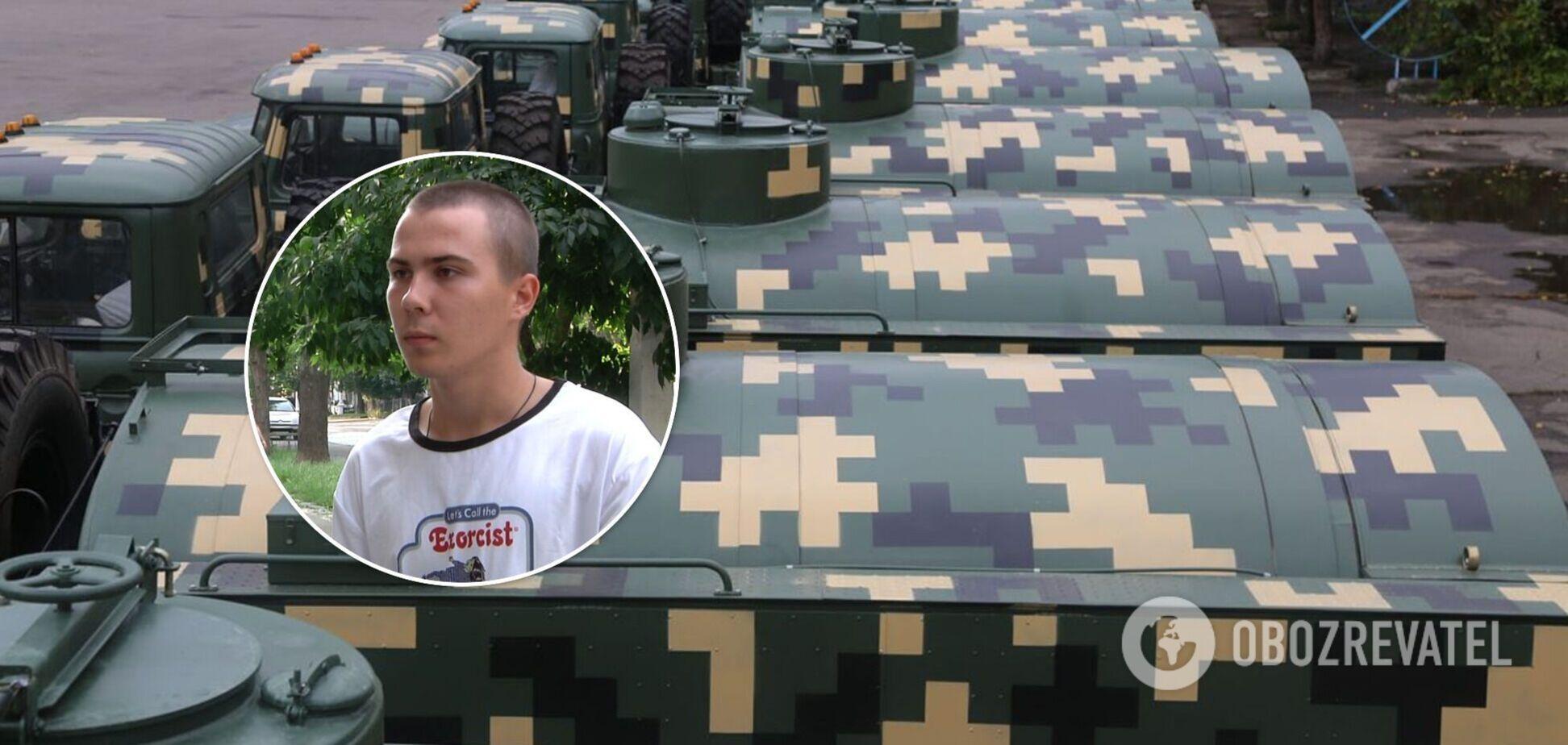 Солдат ЗСУ заявив, що його побили за відмову красти пальне за наказом командування