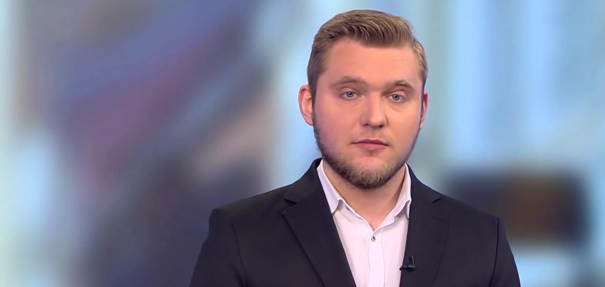 Скандальний білоруський телеведучий обізвав Тихановську