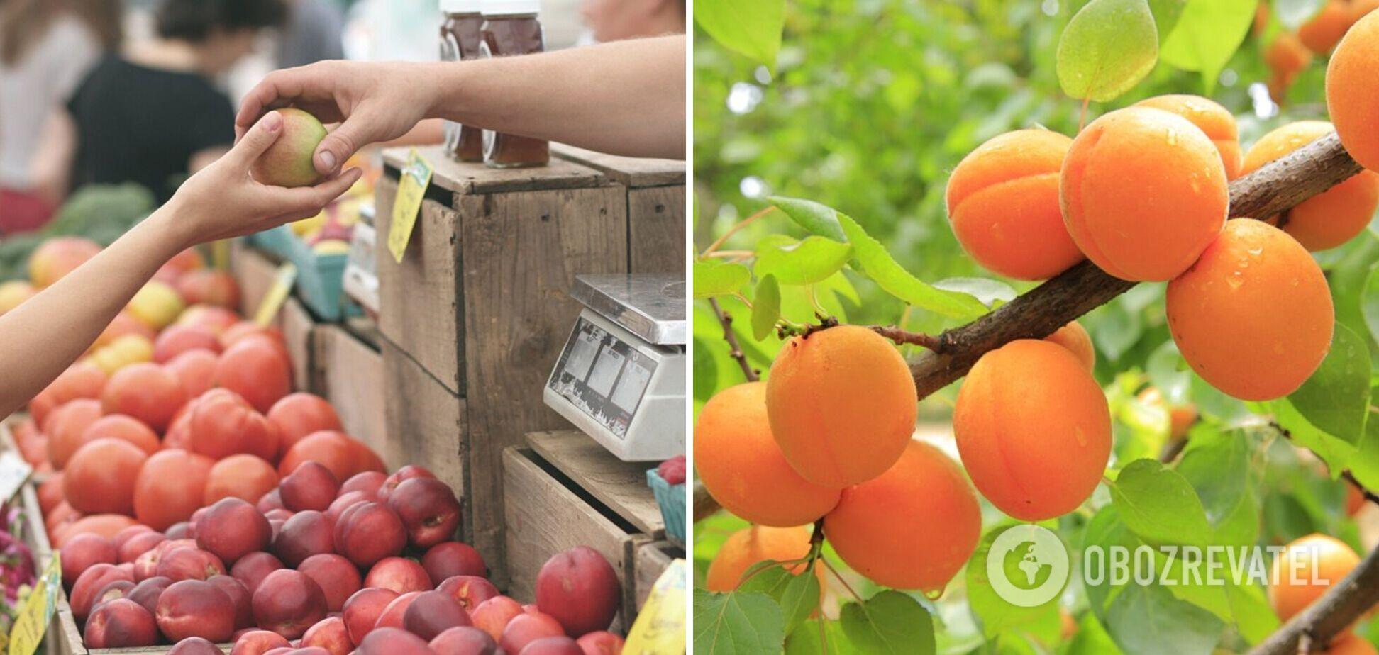 В Украине цены на фрукты бьют рекорды: озвучен прогноз, что будет дальше