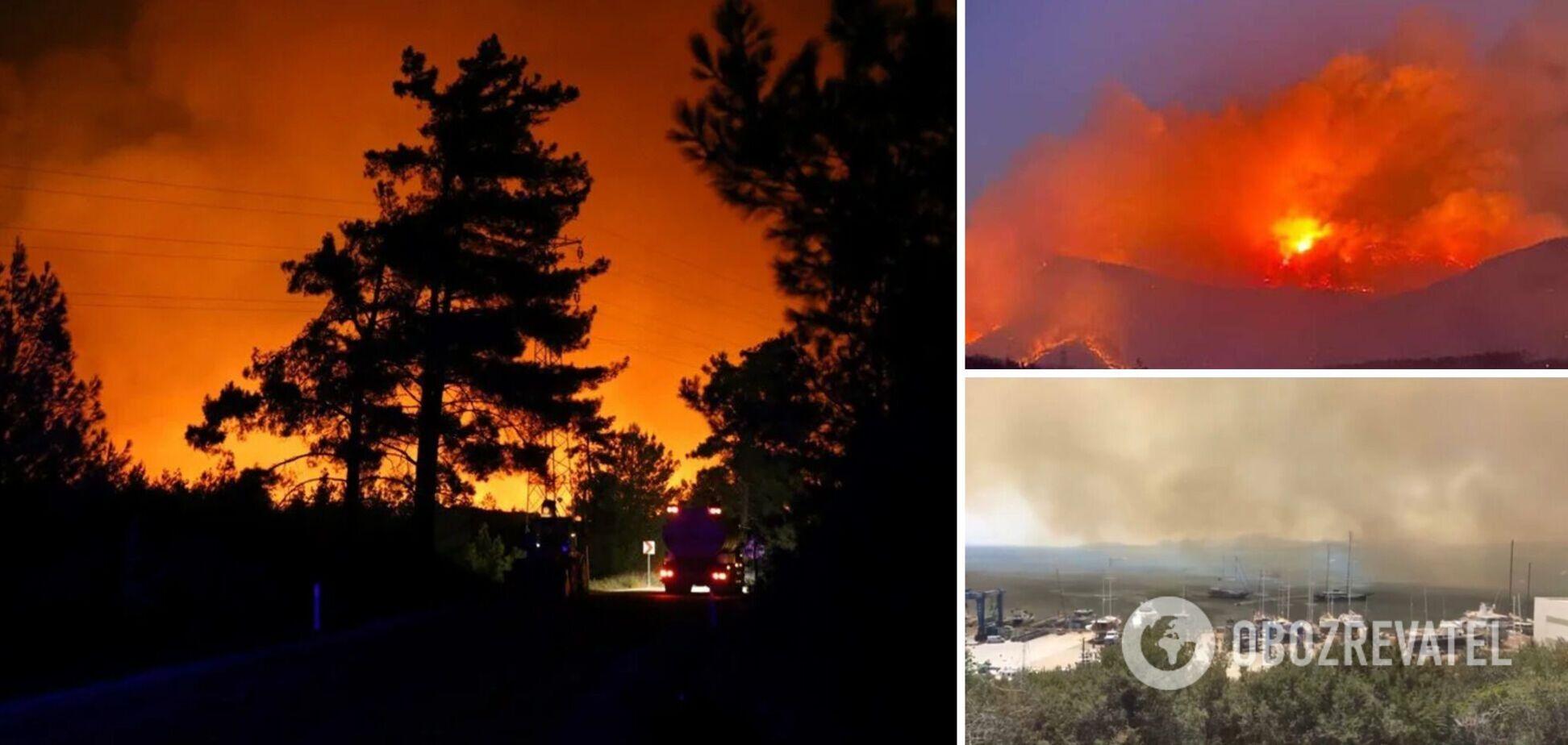 Пожары в Турции и российские туристы: есть связь?
