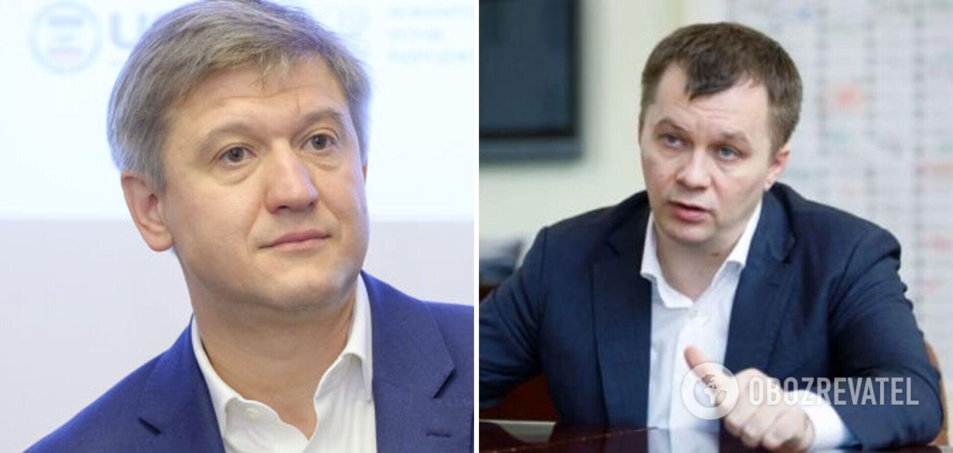 Милованов написал заявление на Данилюка в полицию, тот ответил. Эксклюзивные подробности
