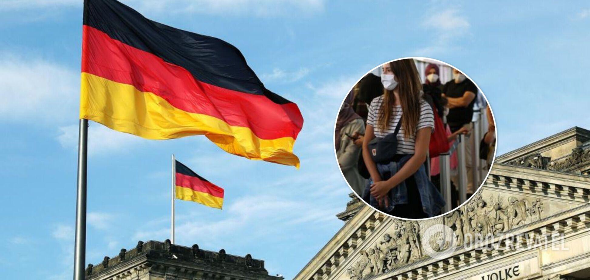 Пандемия в Германии