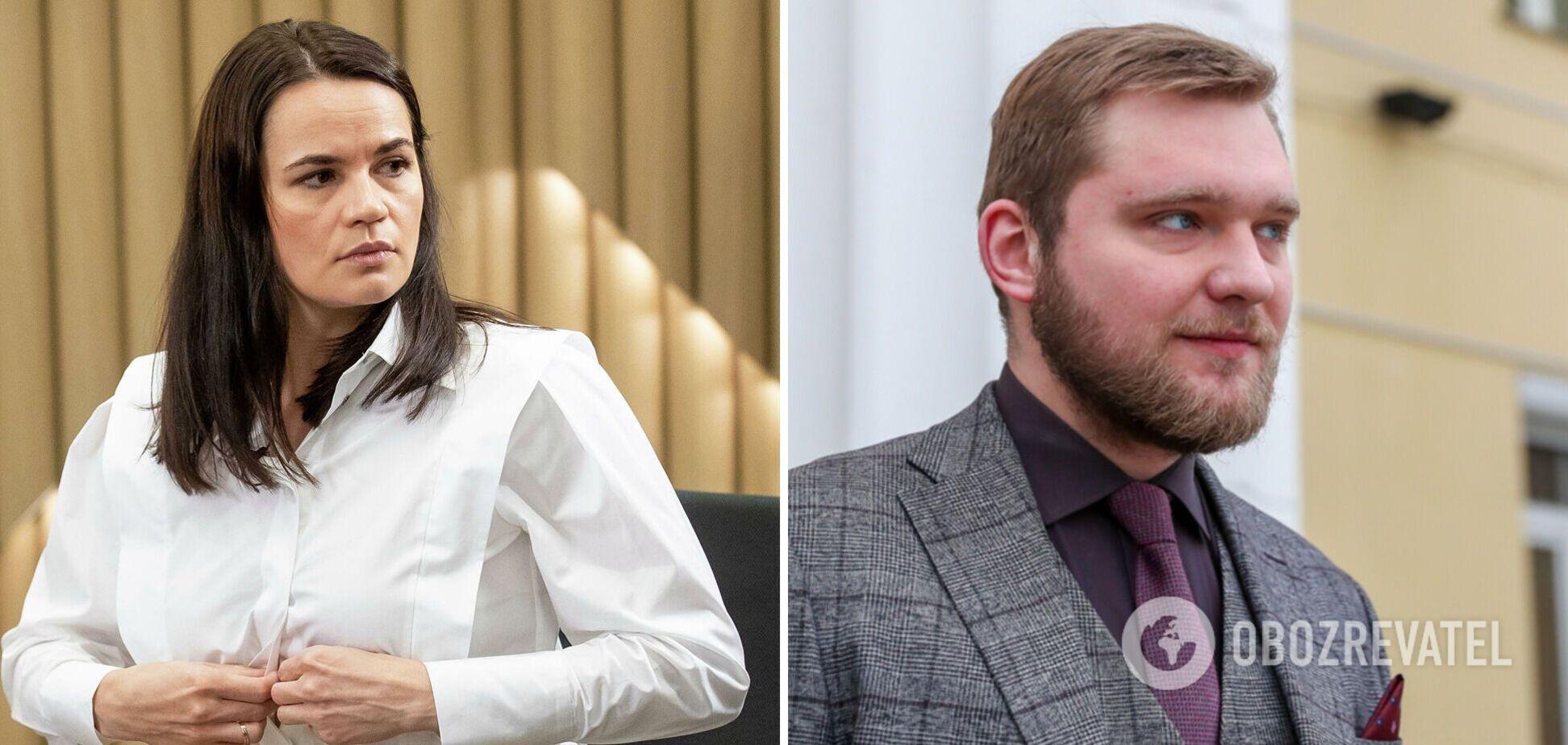 Беларусский пропагандист обозвал Тихановскую 'третьим полом' и 'мразью'. Видео