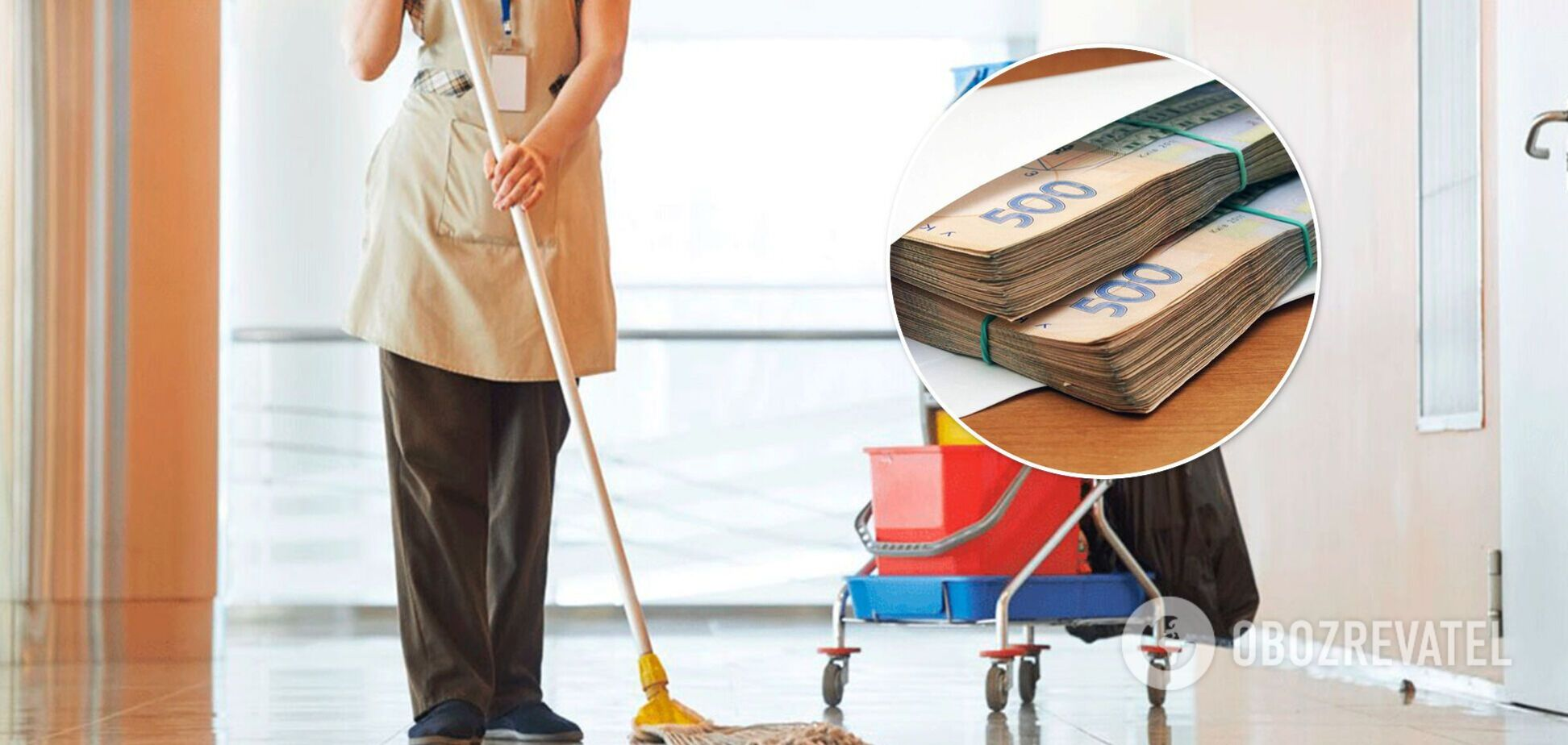 Домашние работники смогут получать белые зарплаты