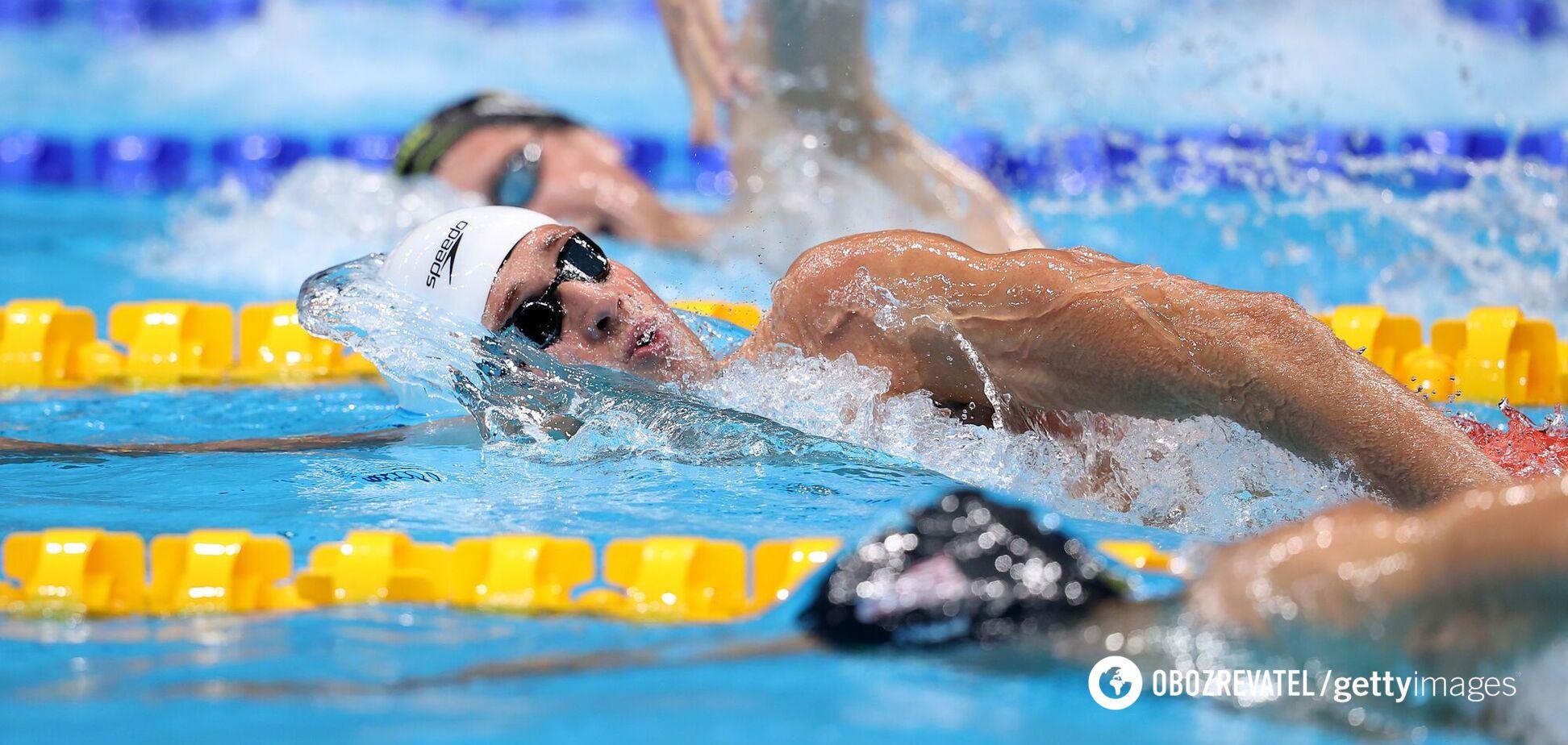 Украинский пловец назвал неожиданную причину, почему не смог взять 'золото' Олимпиады-2020
