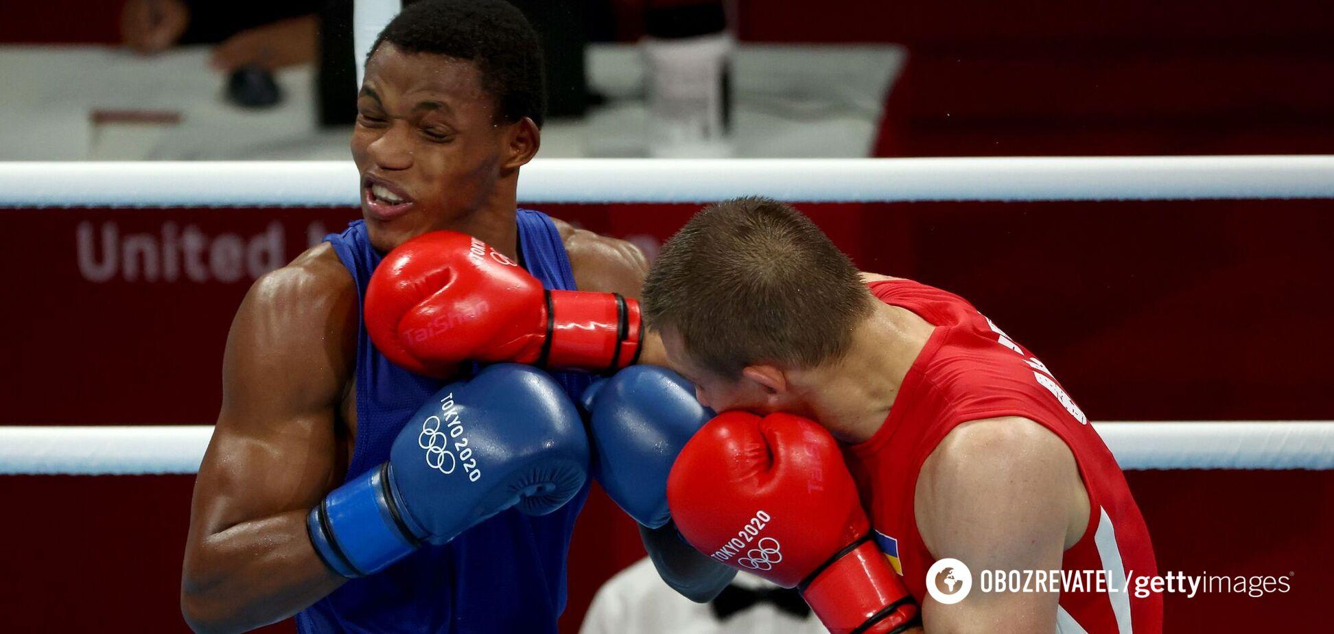 Украинский боксер вышел в полуфинал Олимпиады-2020 и гарантировал себе медаль