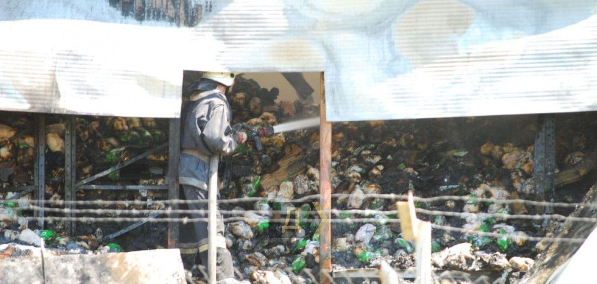 Пожежу в Одеській області ліквідували