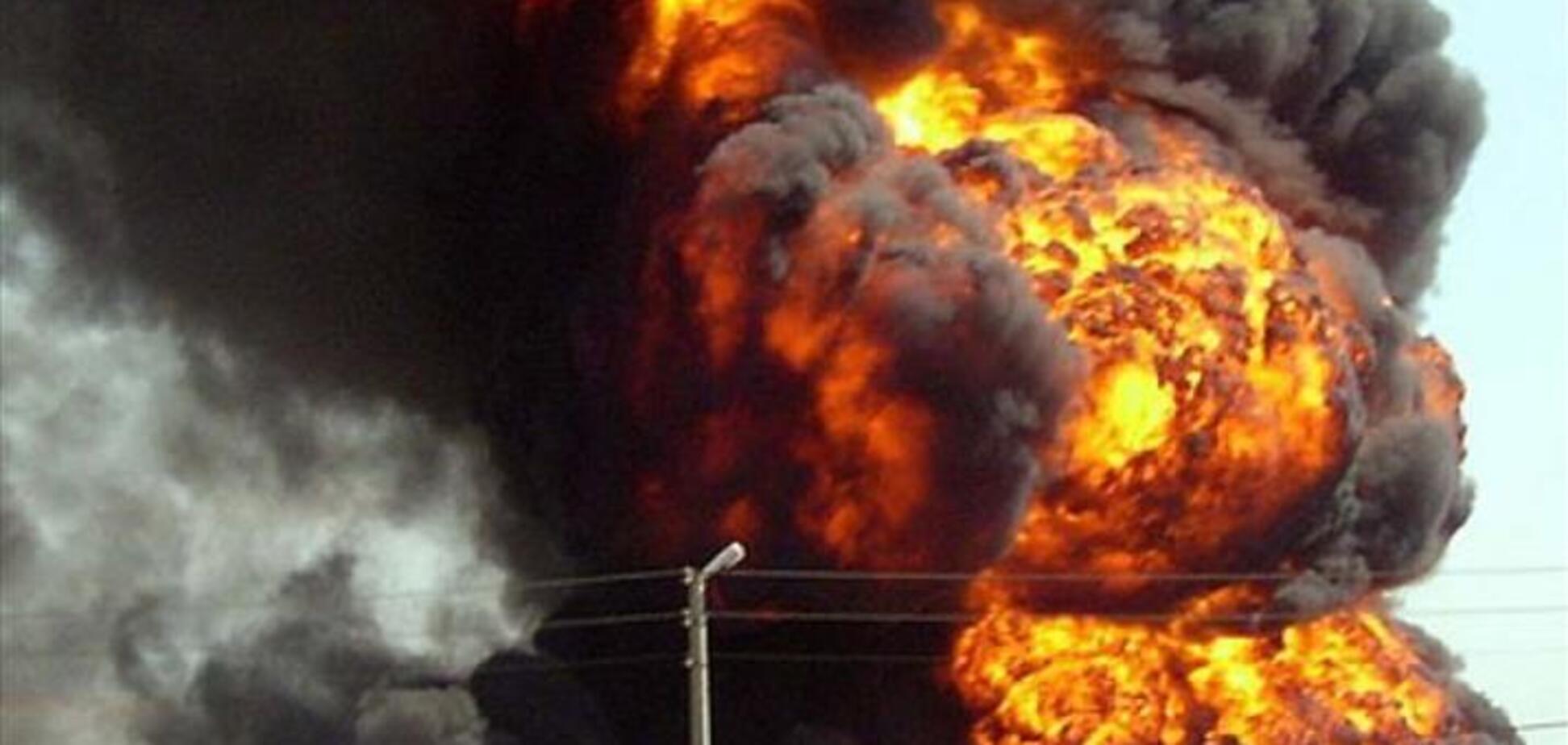 Взрыв на российском военном химзаводе: пострадают жители ОРДЛО