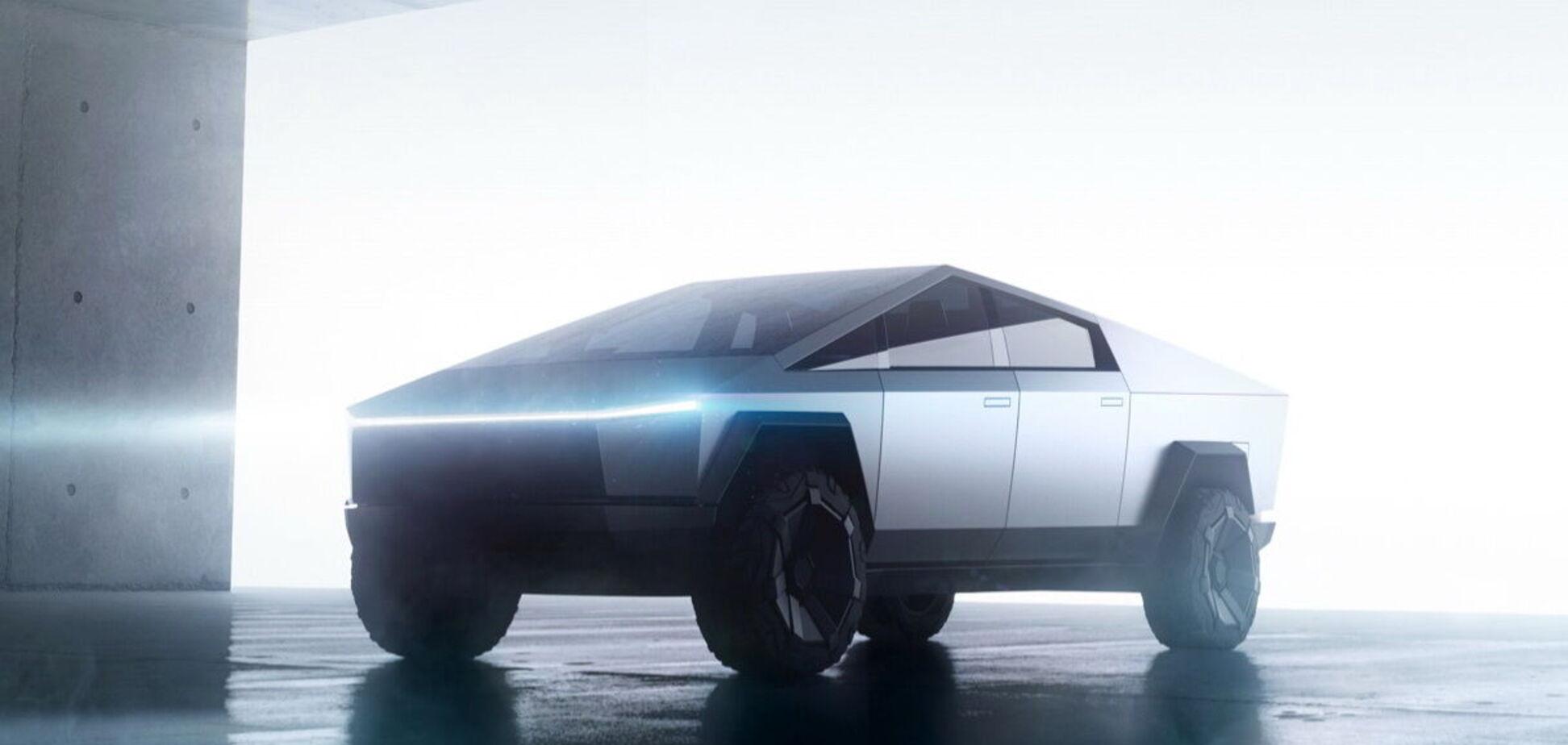 Tesla Cybertruck відправиться на конвеєр не раніше 2022 року