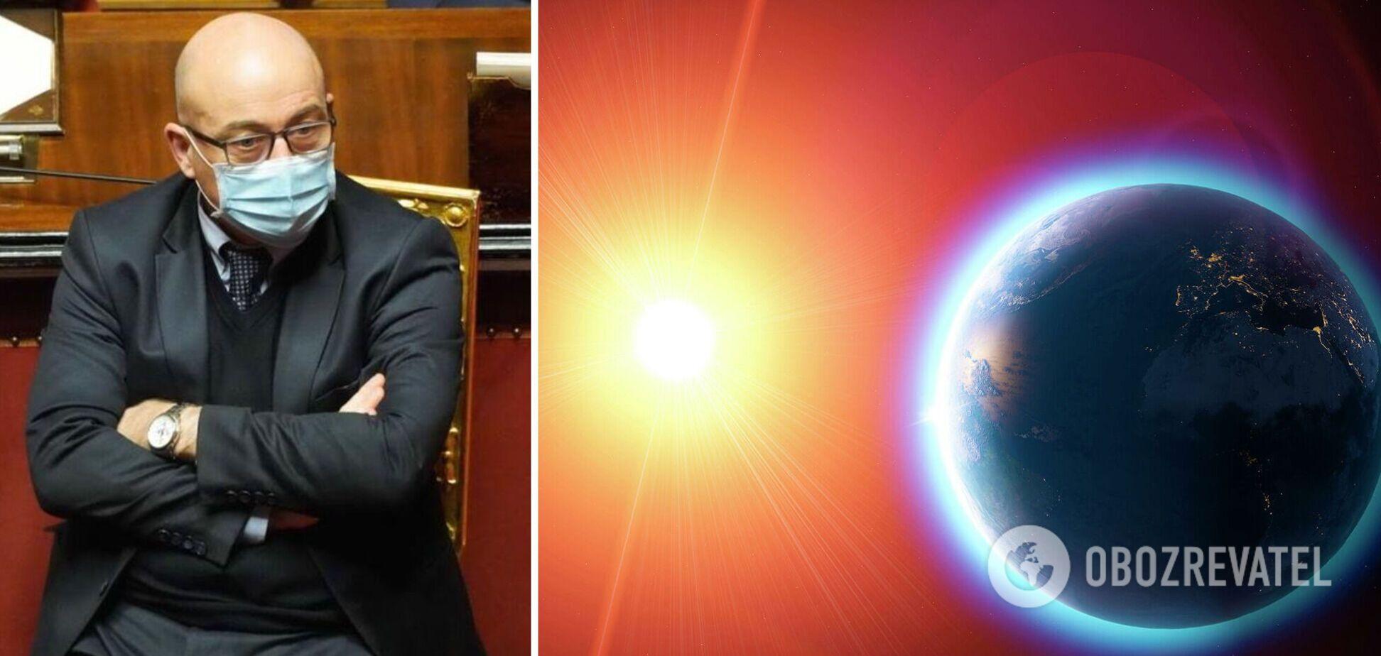 В Італії заявили про критичну ситуацію зі зміною клімату: спостерігається погіршення по всіх параметрах