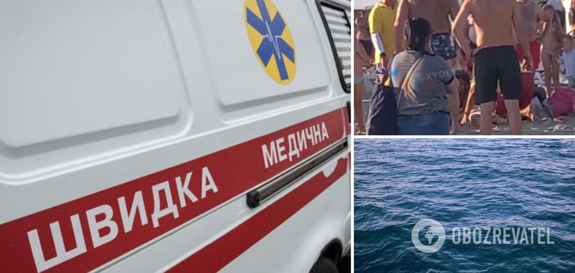 Знепритомніла у воді: в Одесі дивом врятували дівчинку, яка ледь не потонула. Фото і відео