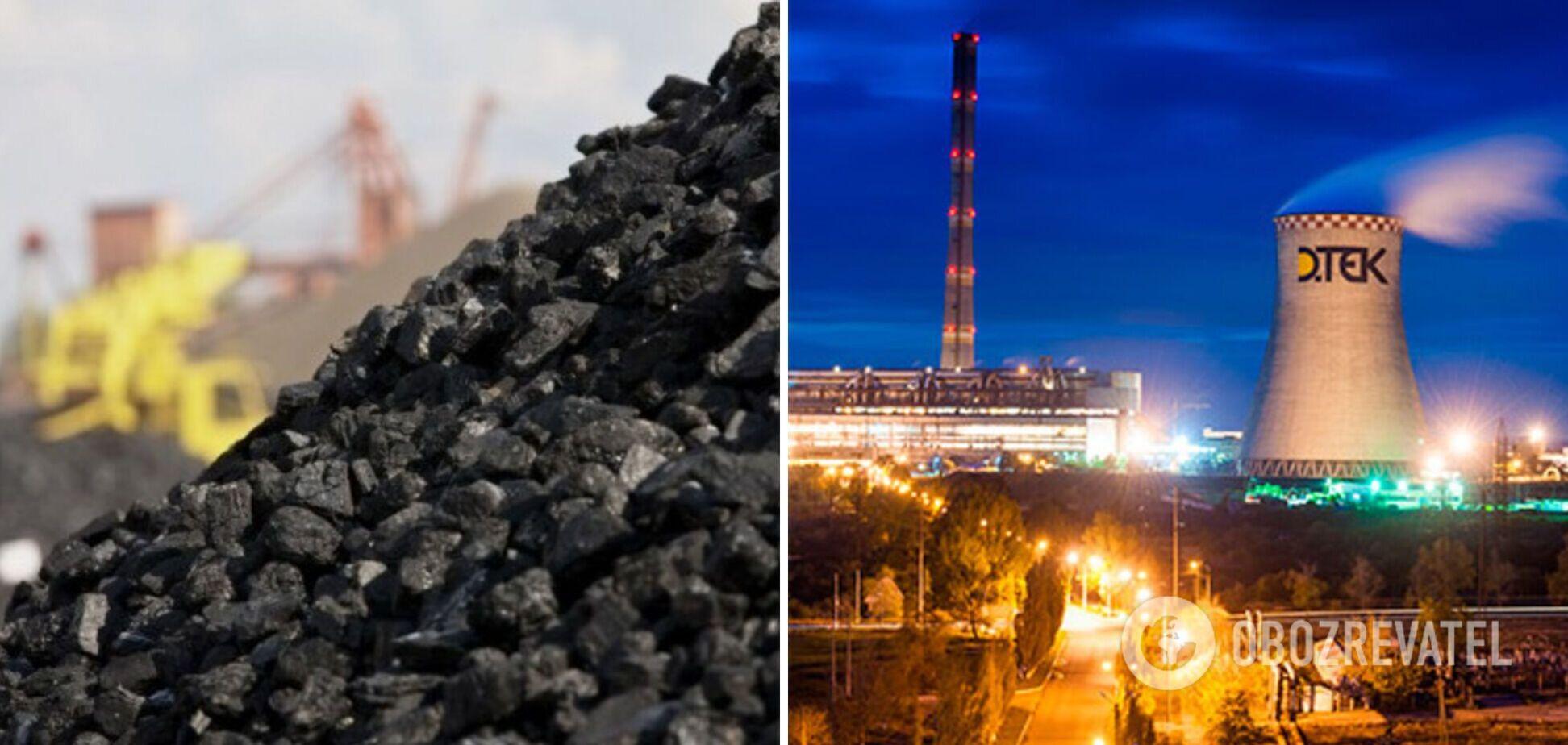 Компанія 'ДТЕК Енерго' розпочала імпорт вугілля з Польщі і Казахстану