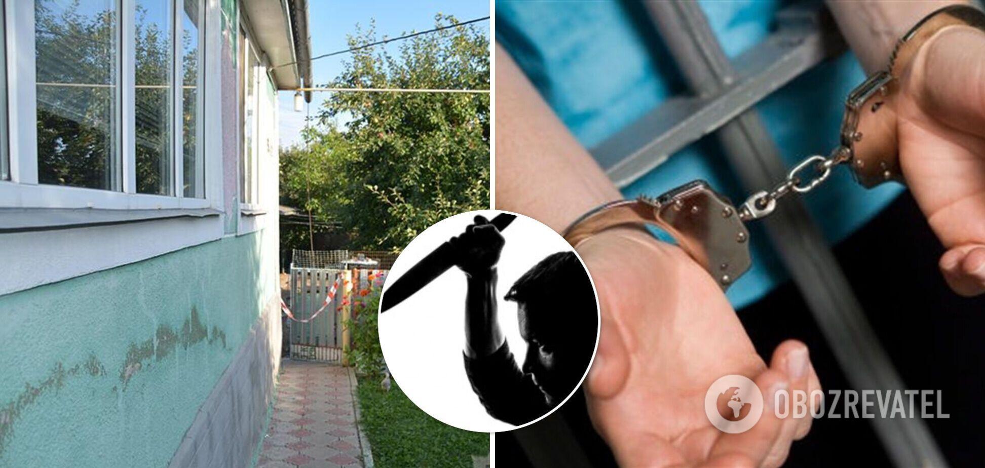 У Хмельницькій області чоловік зарізав своїх батьків. Фото
