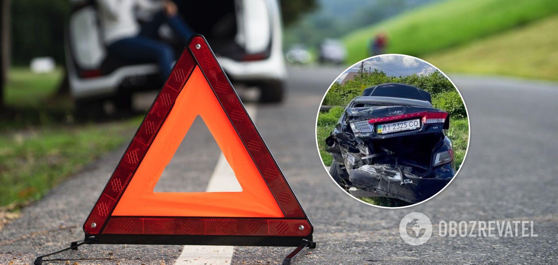 Инцидент произошел в Подольском районе столицы