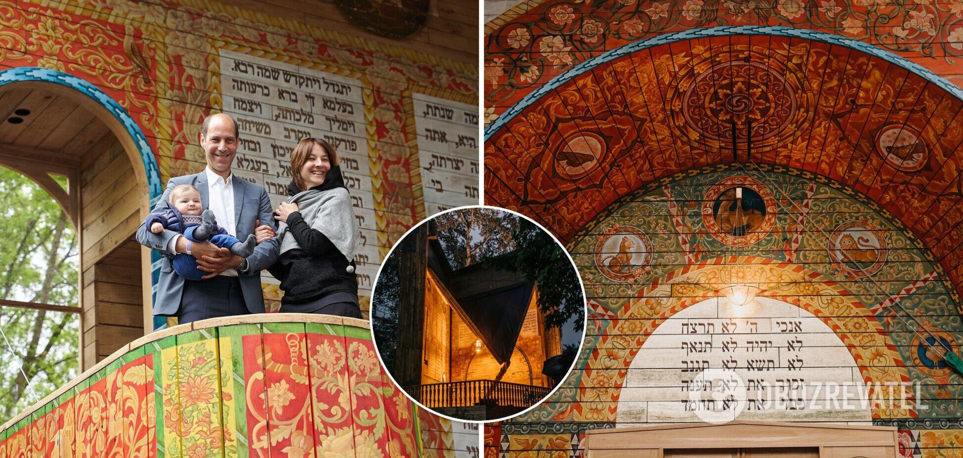 Cимволическая синагога в Бабьем Яру вошла в лонг-лист одной из самых престижных международных премий