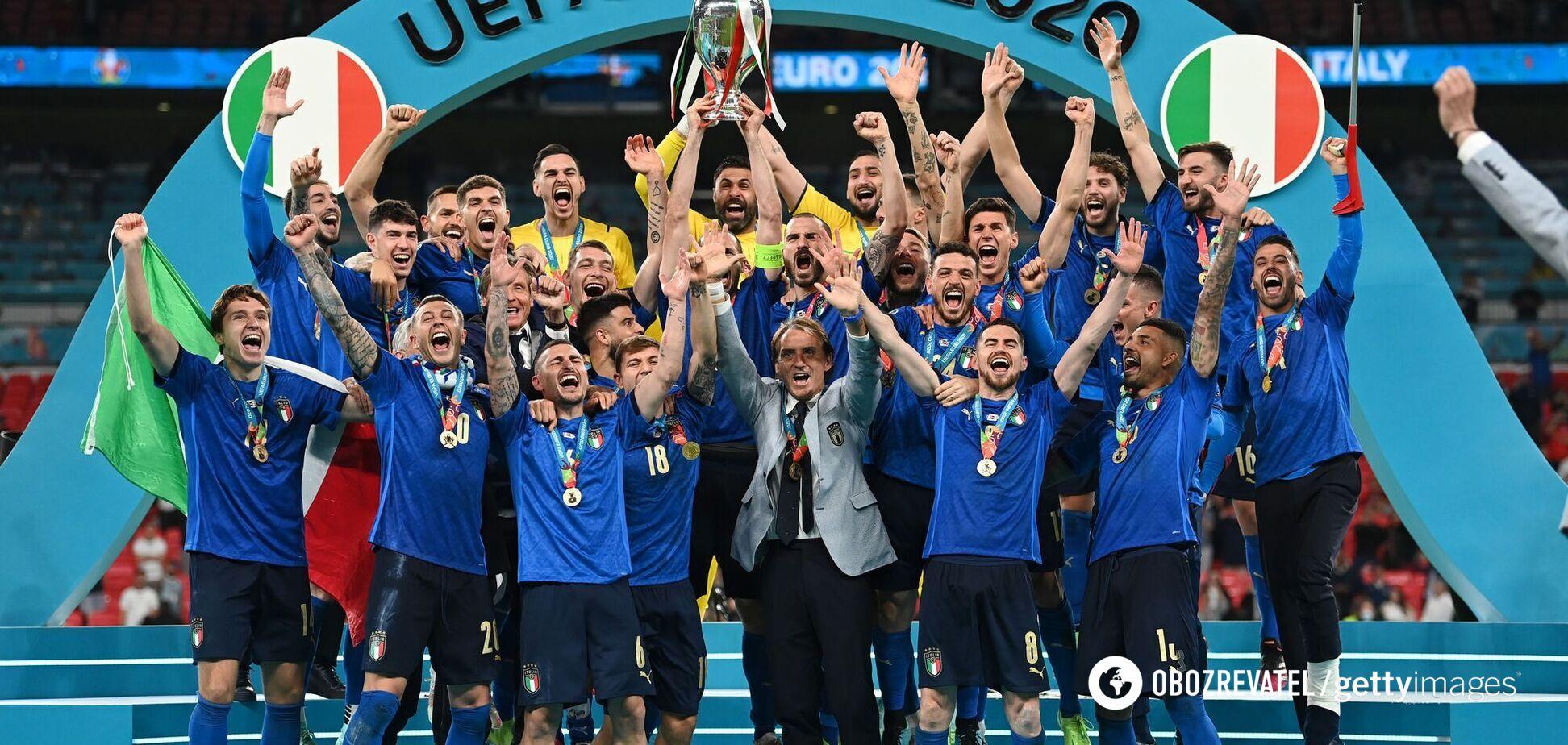 Евро-2020: неожиданные итоги и рекорд Шевченко