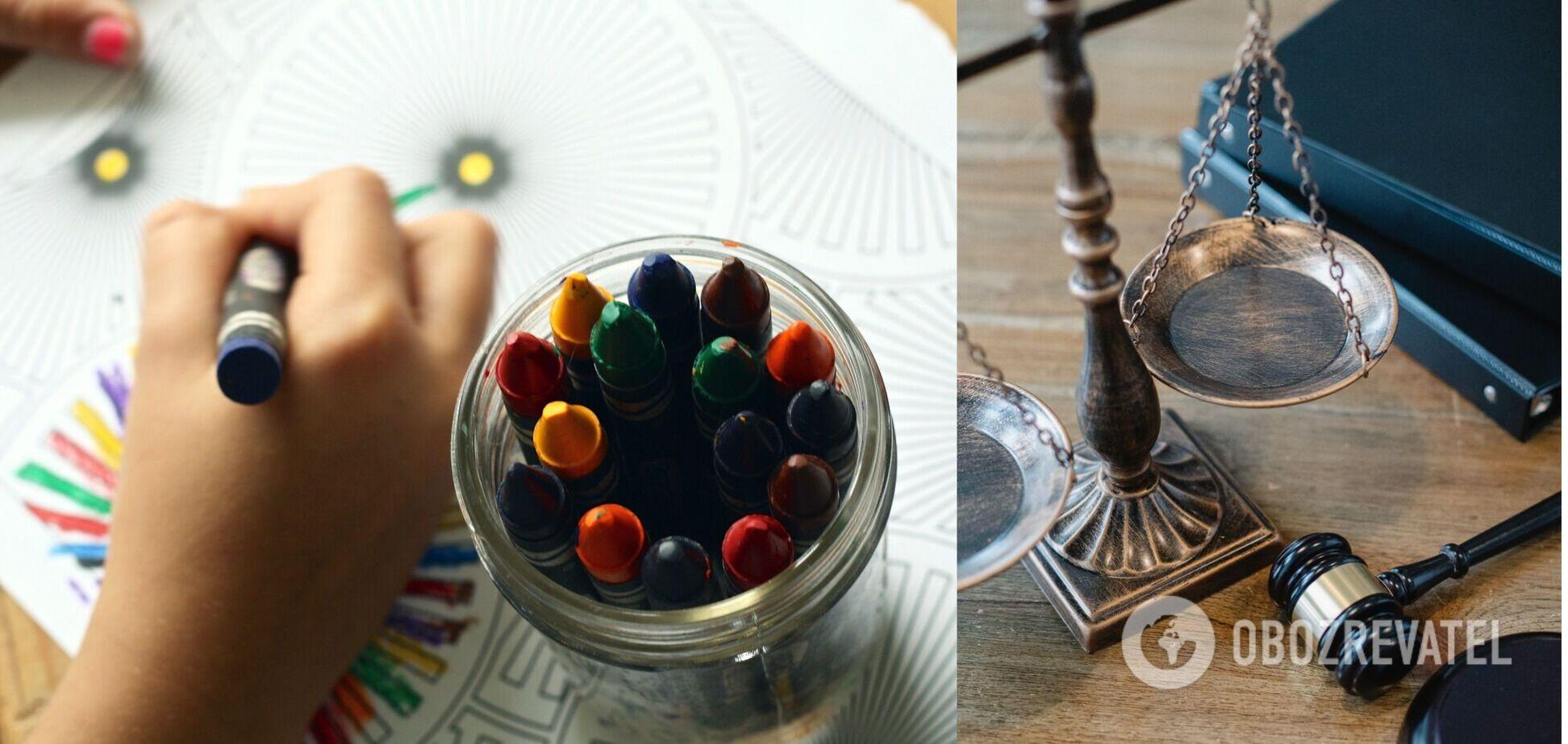 У Білорусі винесли вирок за дитячий малюнок
