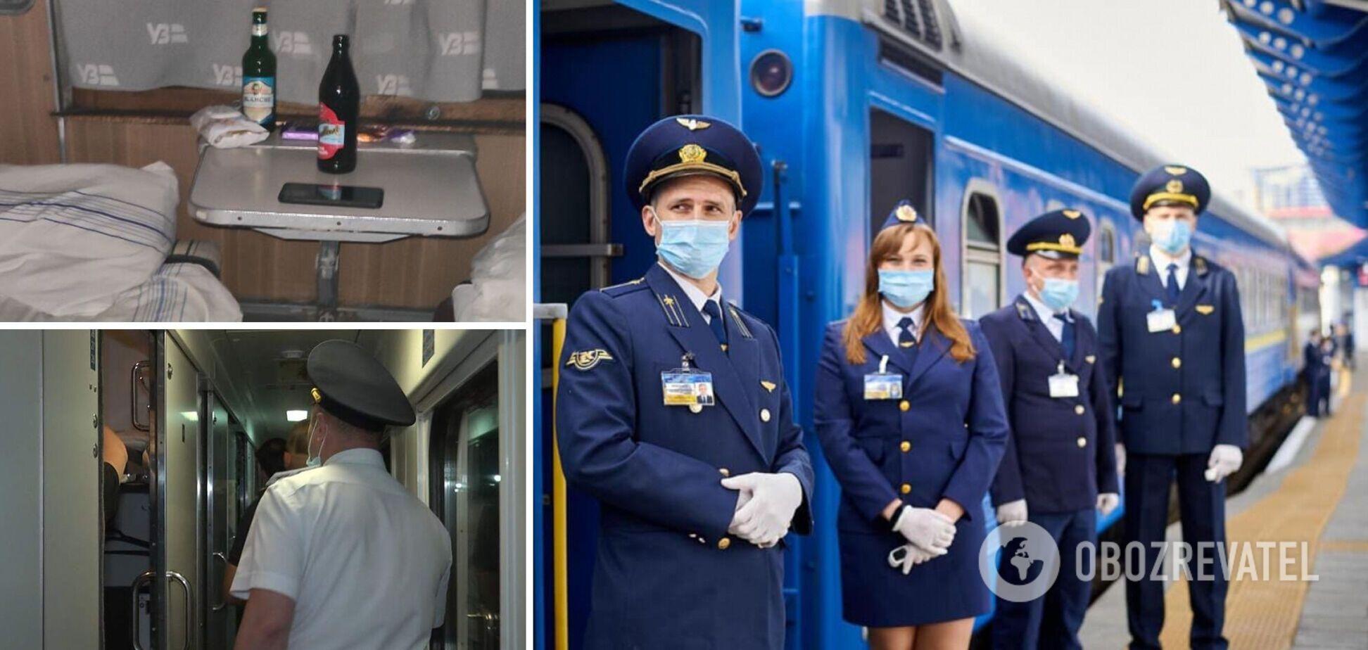 До українців у поїздах пристають п'яні бешкетники