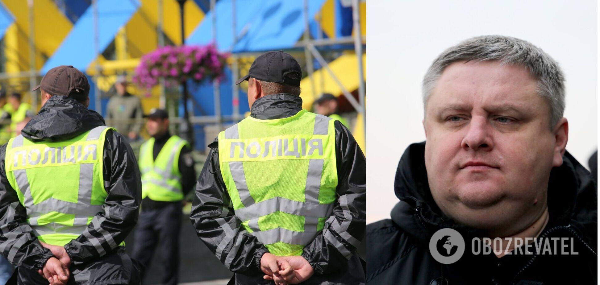 Глава полиции Киева ушел в отставку: появились подробности