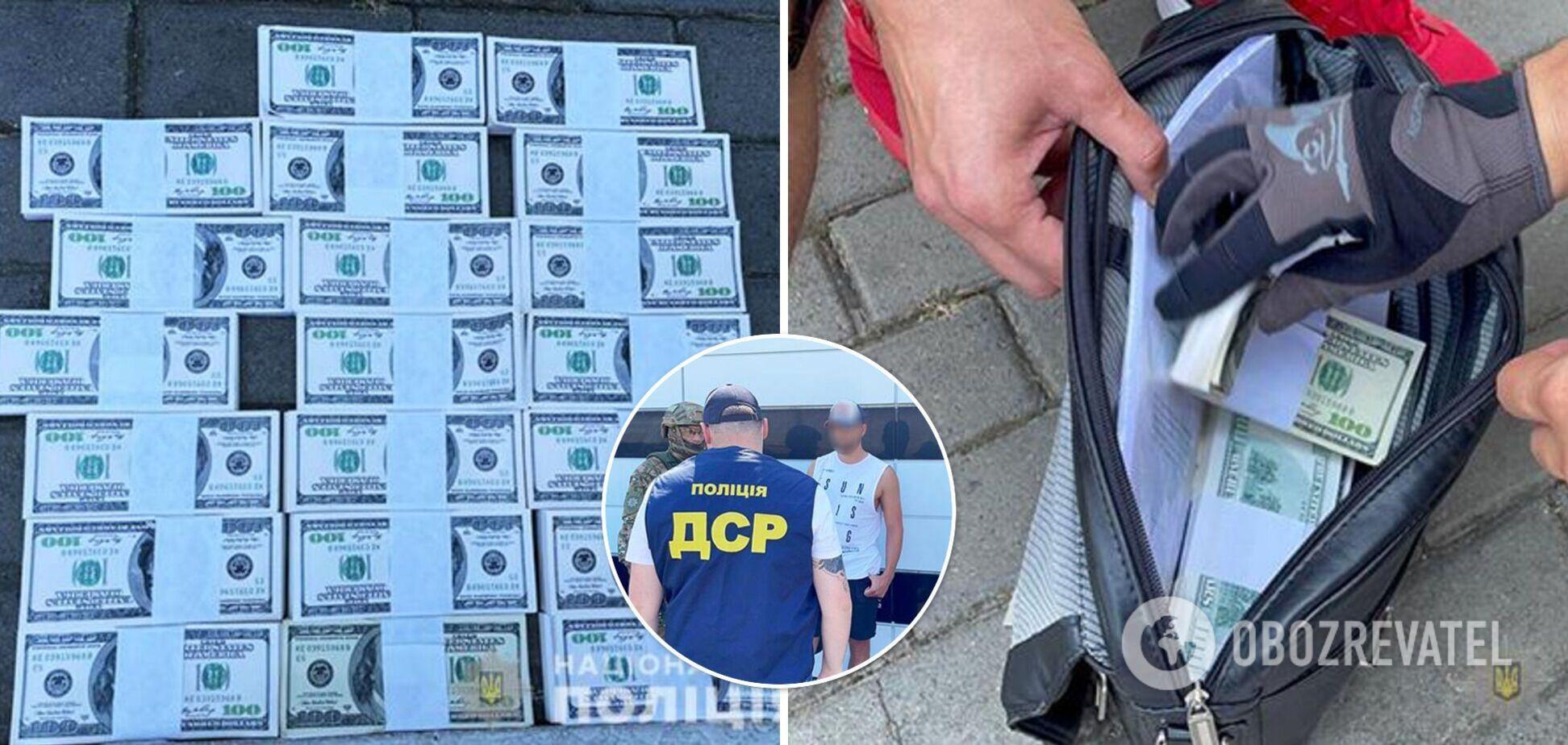 В Україні посаду голови ОДА намагалися 'продати' за 600 тис. доларів: поліція розкрила схему. Фото і відео