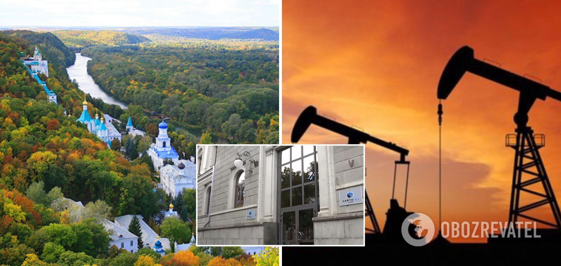 Как 'Нафтогаз' уничтожает туризм на Донбассе