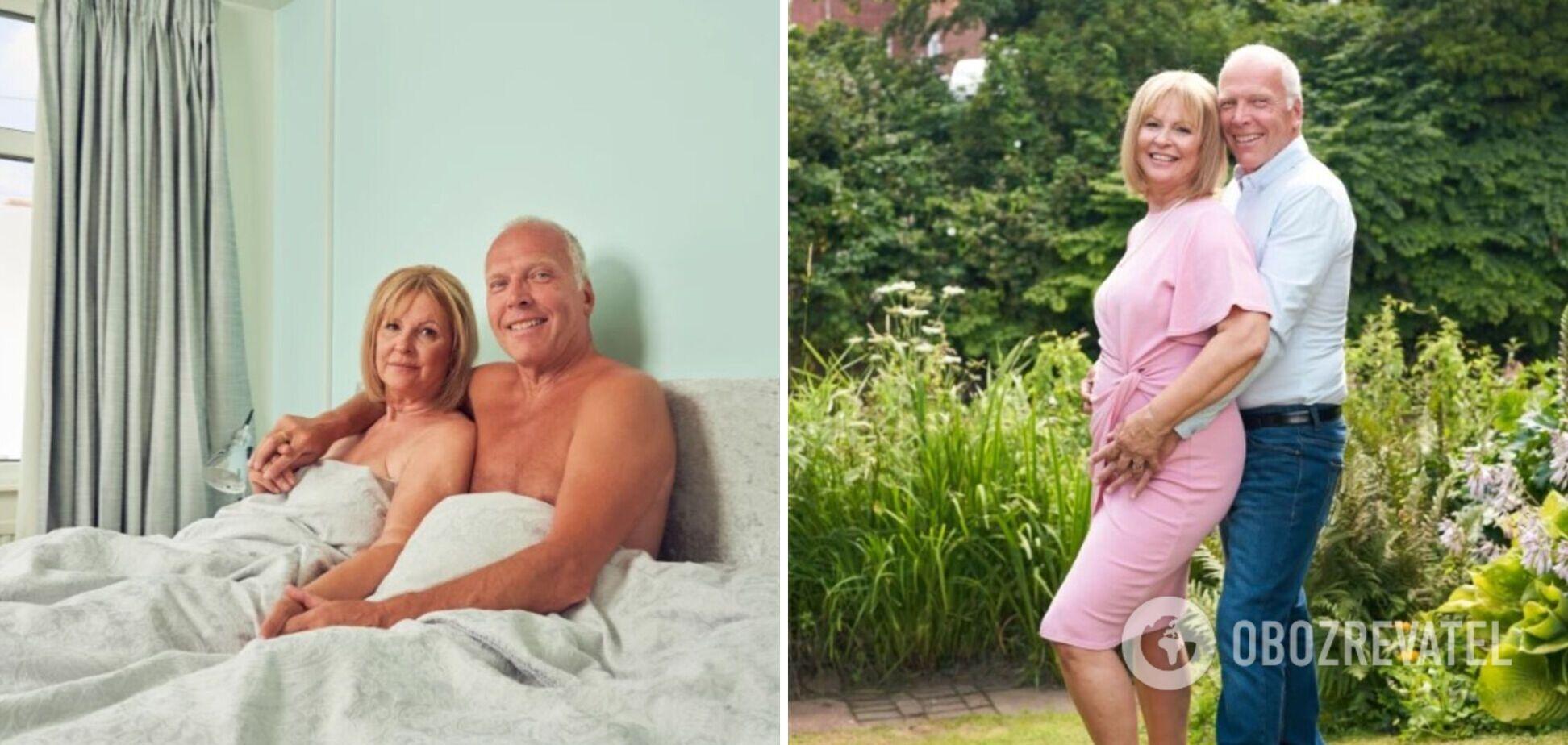 62-летняя женщина проводит в постели с мужем до 5 часов