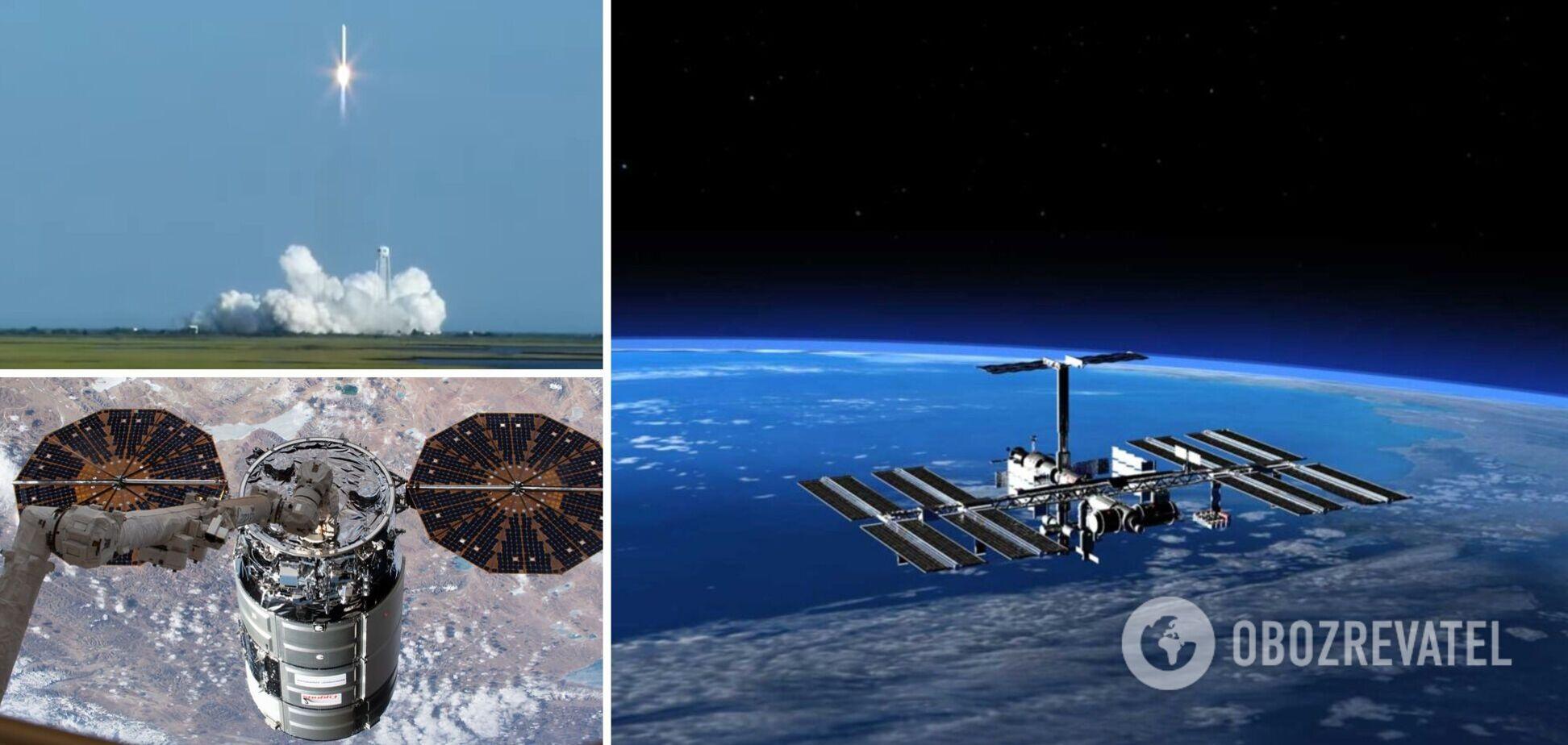 NASA запустило в космос українсько-американську ракету Antares: який вантаж доставлять на МКС. Відео