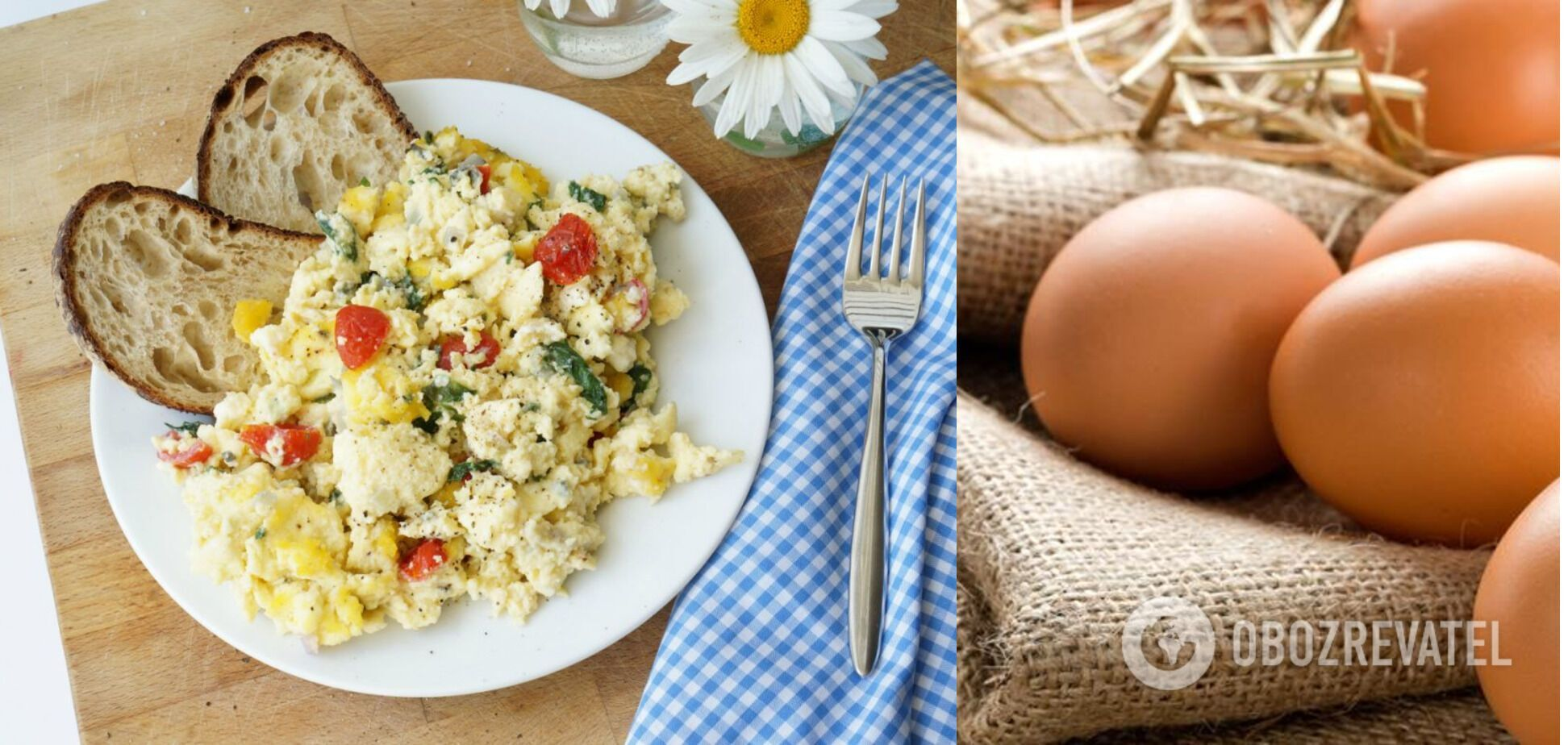 Скрэмбл: как приготовить вкуснейший завтрак из яиц