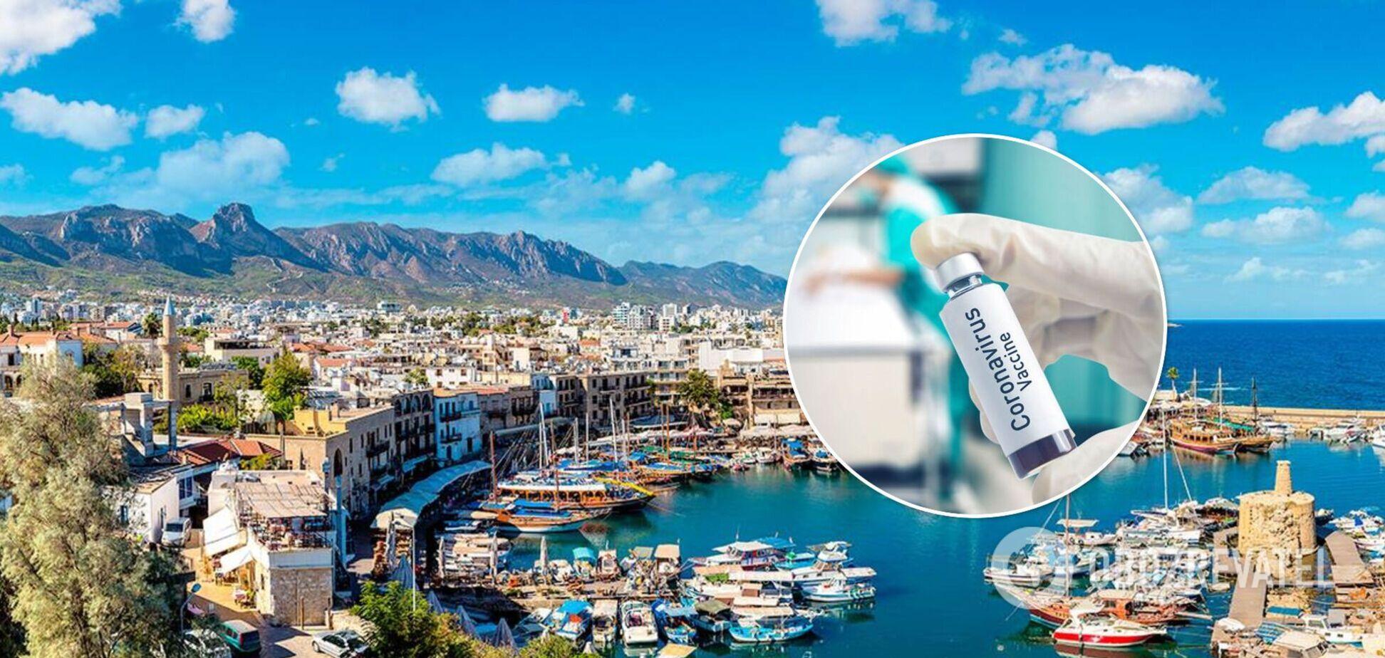 Власти Кипра расширили список вакцин против COVID-19 для въезда в страну