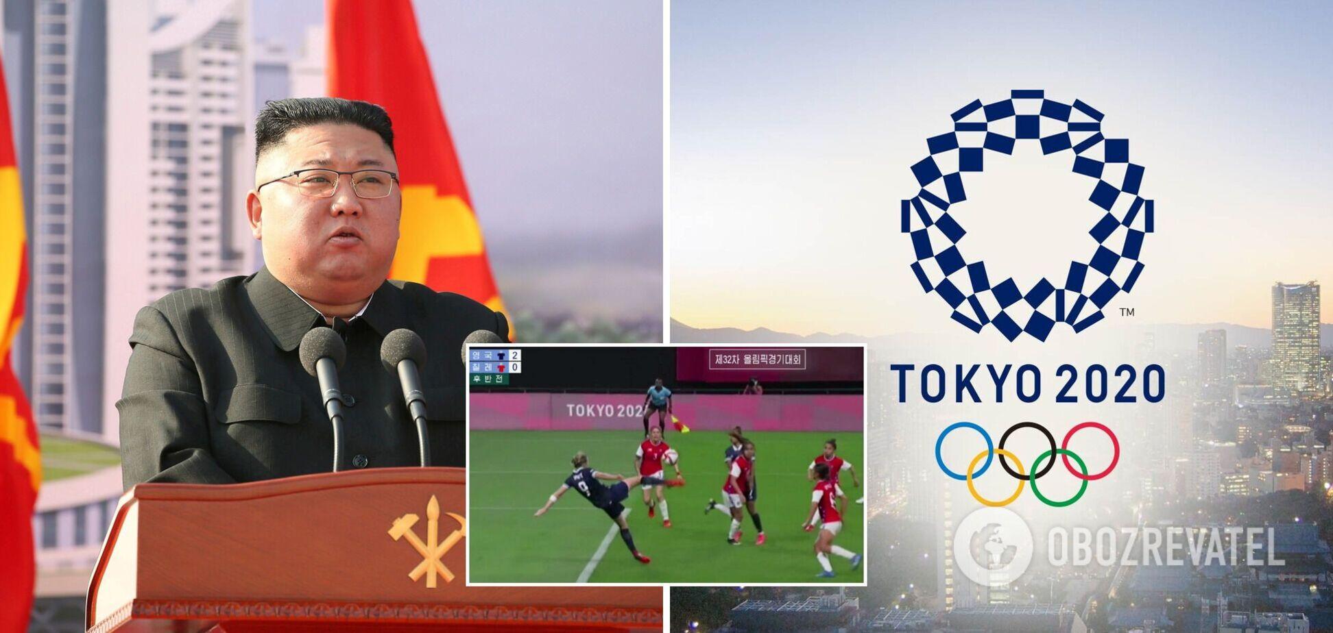 В КНДР начали показывать Игры в Токио с 10 августа