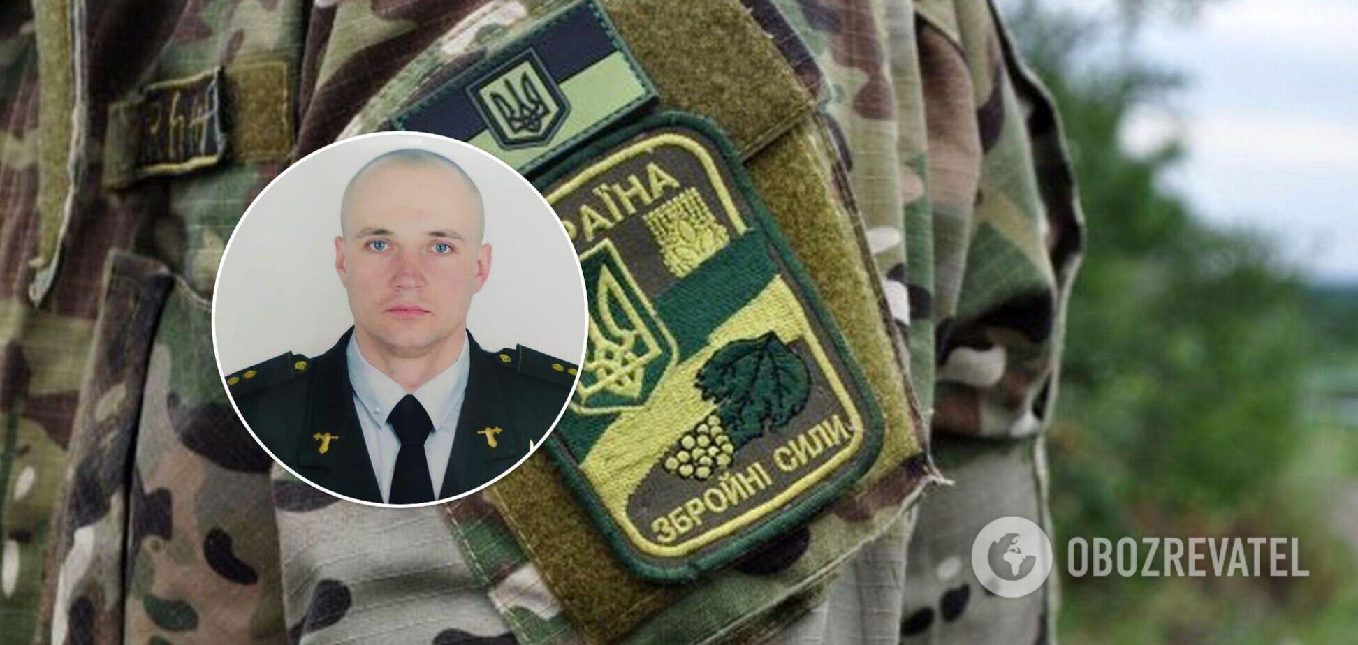 Раптово помер 35-річний офіцер танкової бригади ЗСУ. Фото