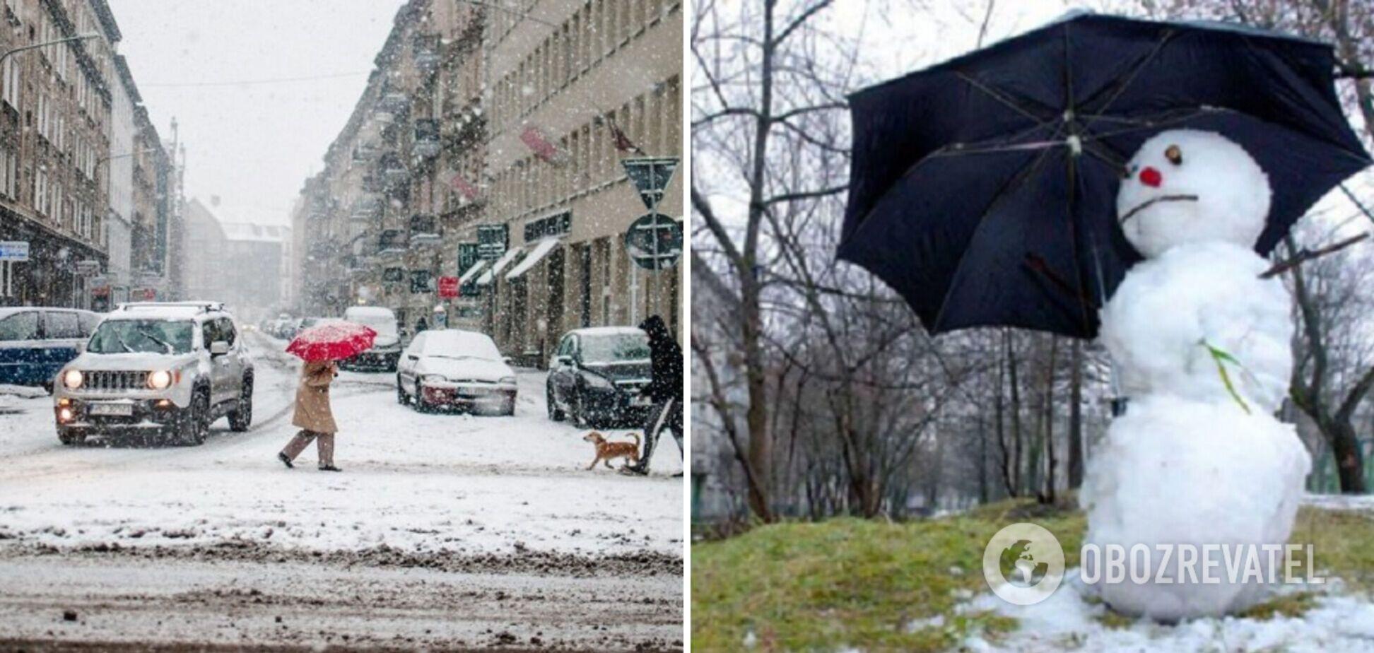 Количество зимних дней будет уменьшаться: Кульбида рассказал об изменении климата в Украине