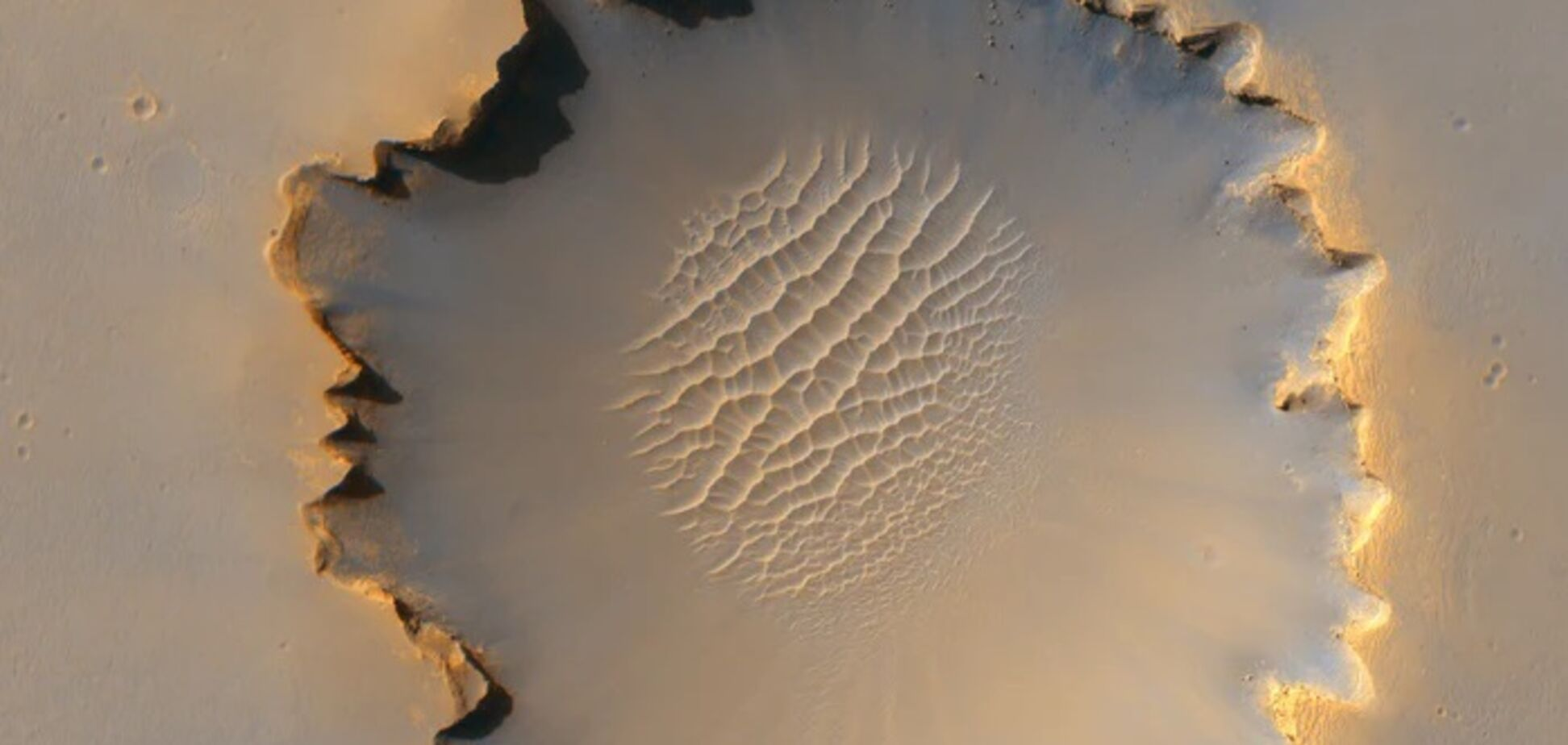 Фото зробили на Марсі