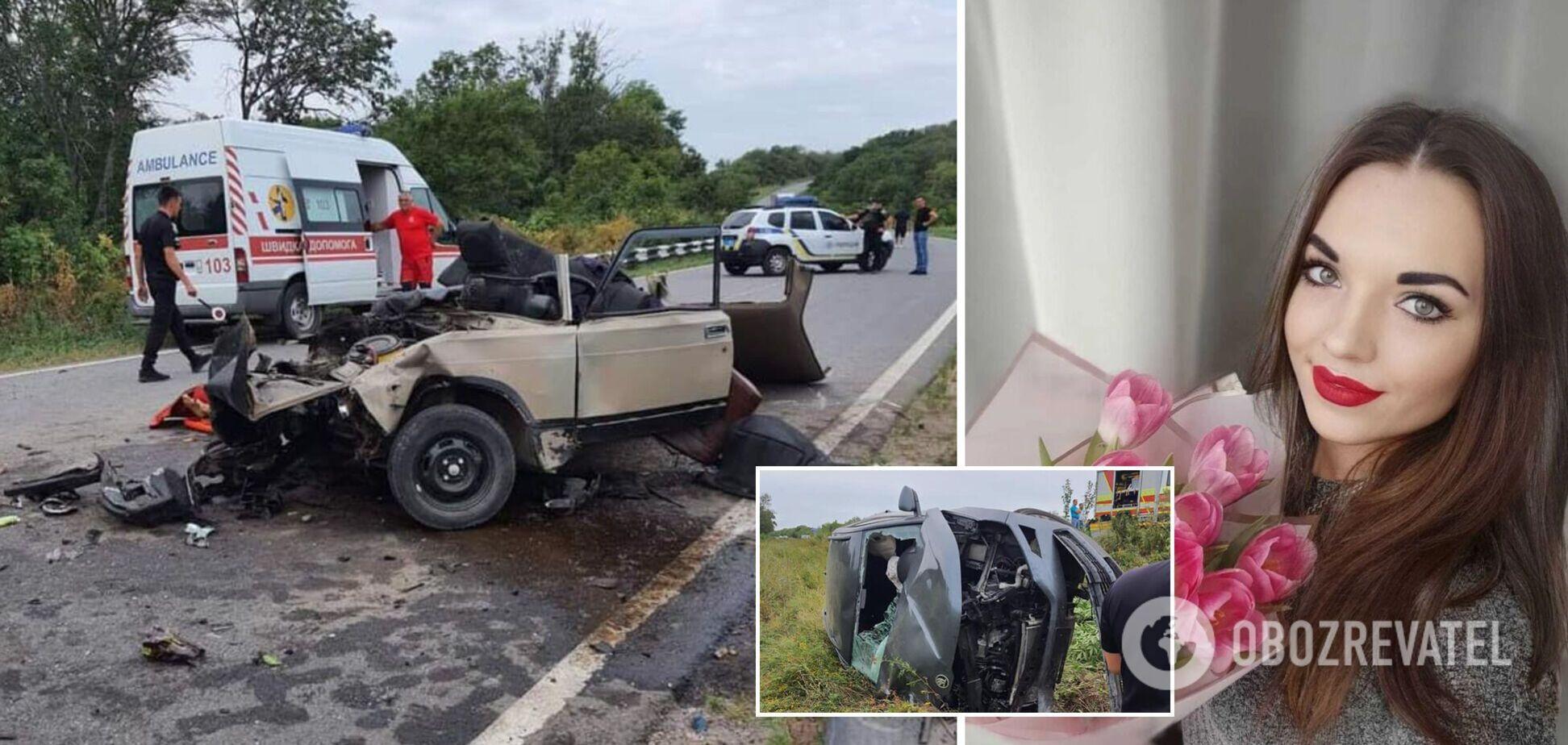 Сім'я їхала на відпочинок, але потрапила в смертельну ДТП: подробиці трагедії на Луганщині