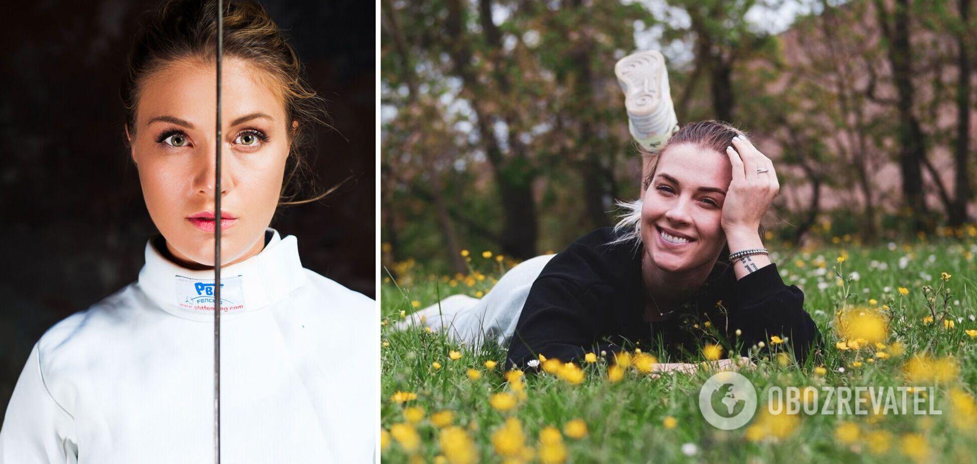 Украинская фехтовальщица Ольга Харлан стала участницей шоу 'Танці з зірками'
